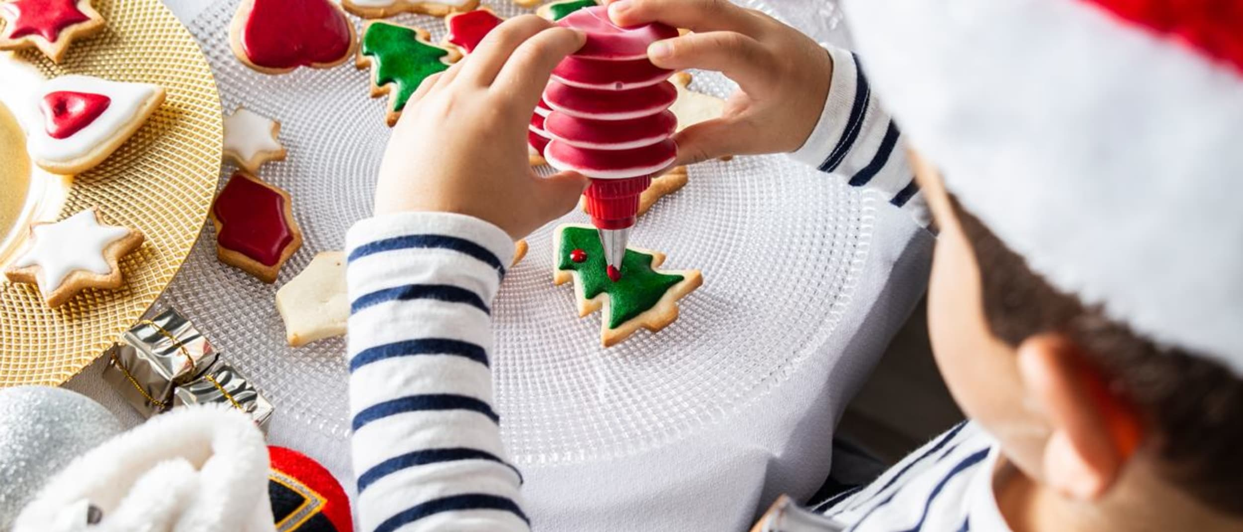 Parents & Kids Christmas workshops