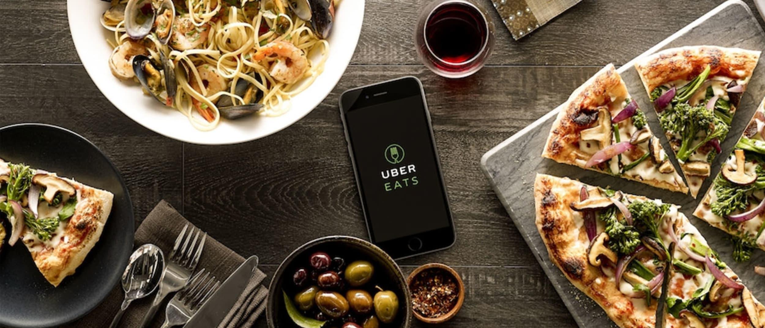 What's on UberEATS