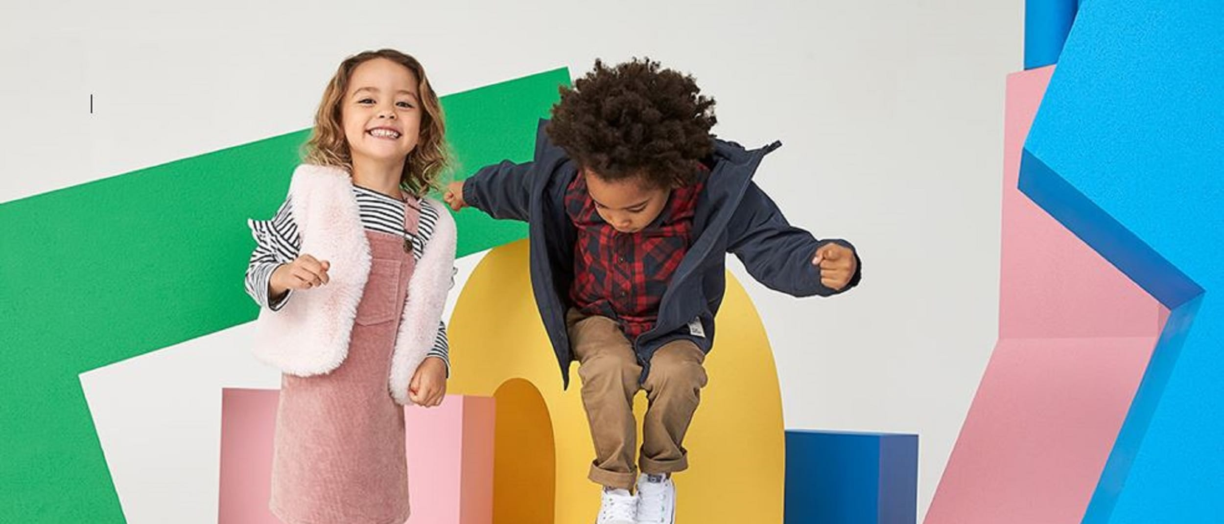 Perfect kids' clothes for every kind of play