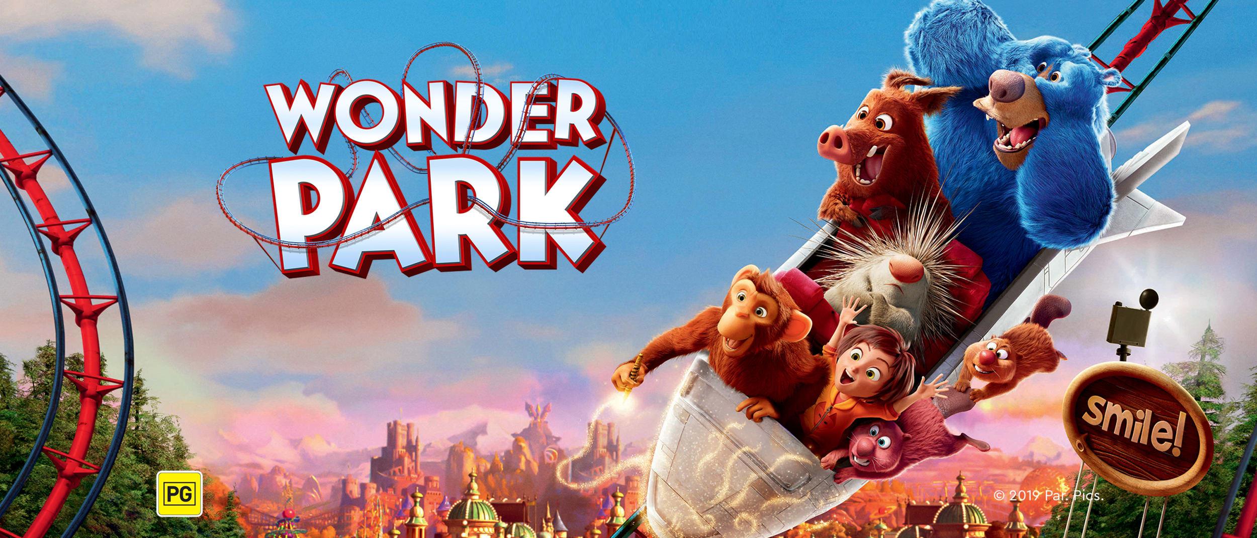 Wonder Park: Craft zone