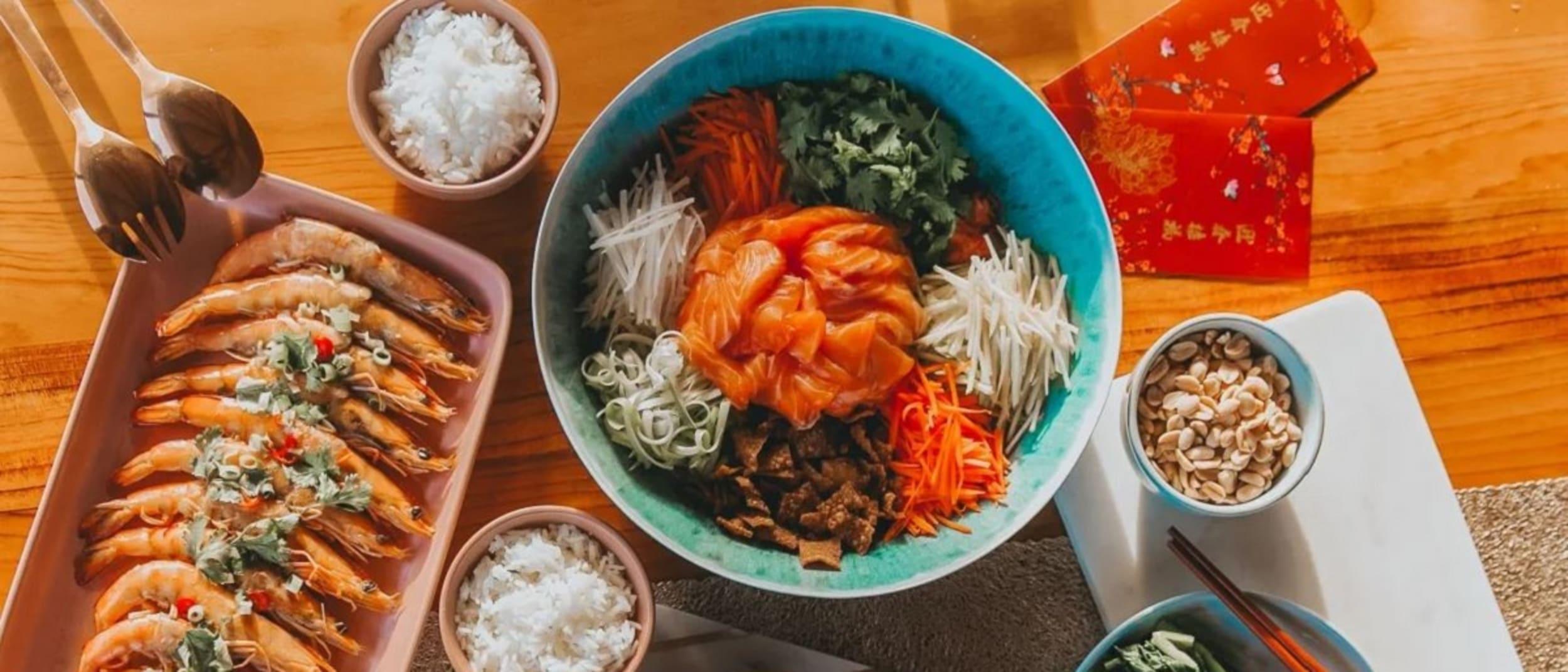 Three inspiring Lunar New Year dishes