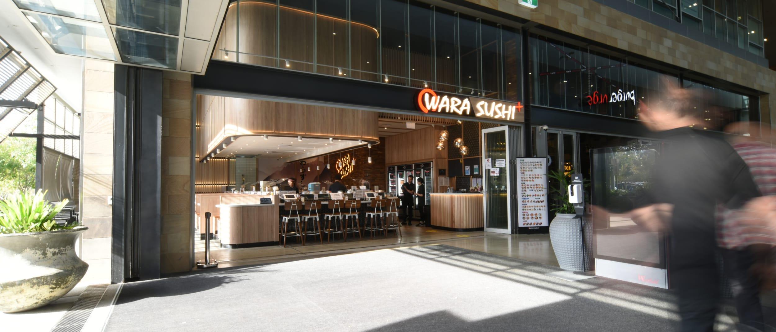 Wara Sushi Now Open