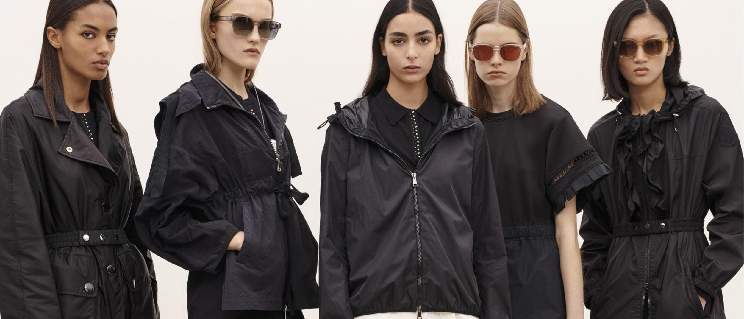 Moncler 2020 Collection - Minimal Chic