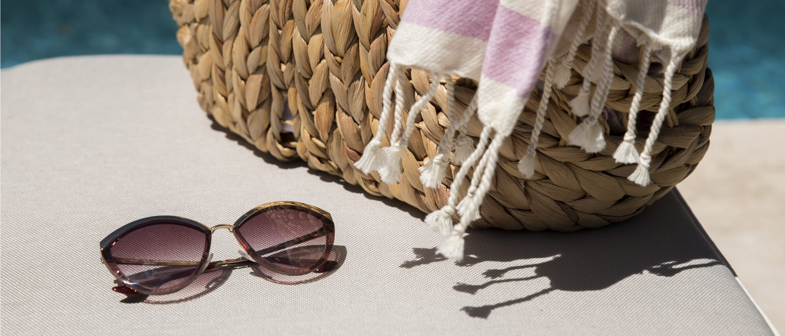 Revamp your summer beach bag