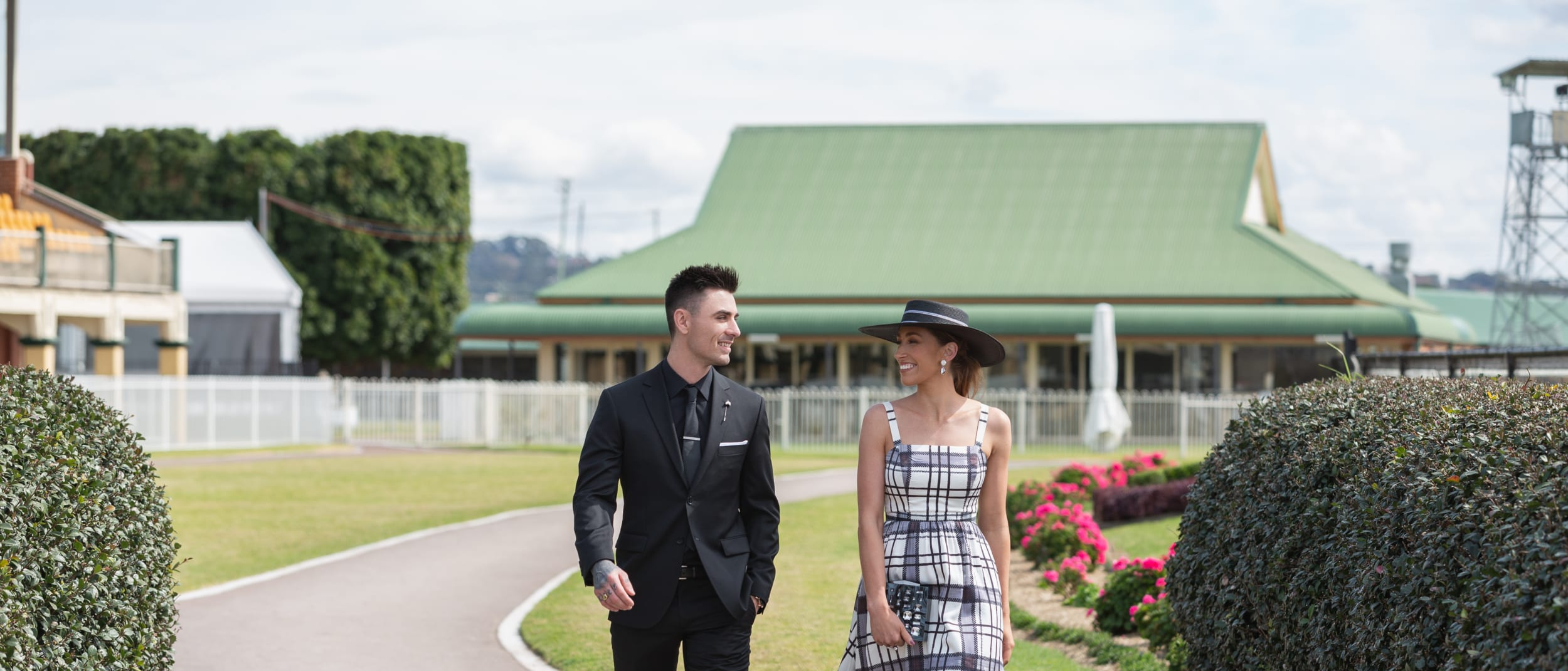 The trends worth reviving for spring racing this year