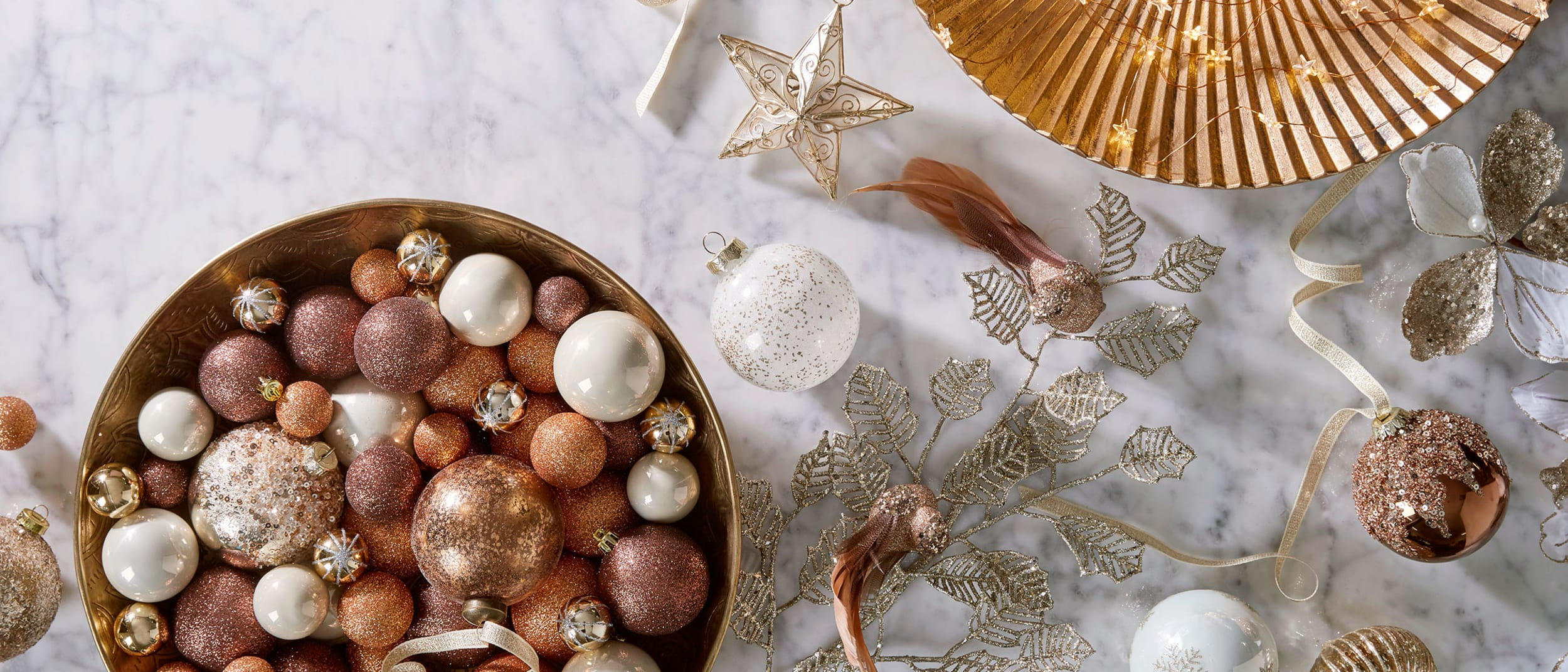 Christmas collection now available at Bed Bath N' Table