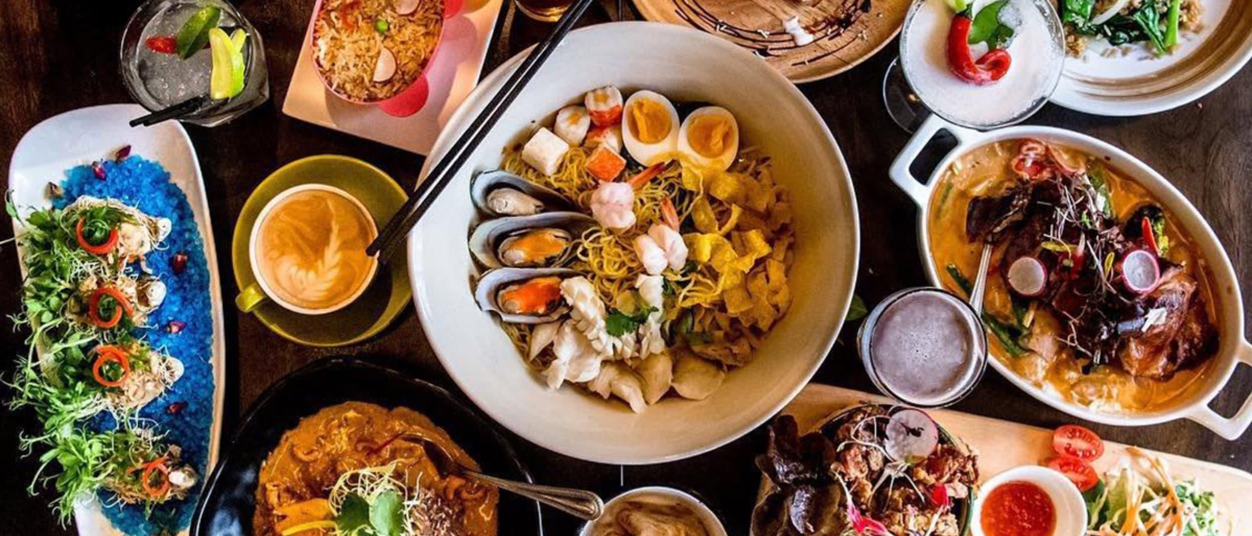 Bangkok Brothers: New scrumptious menu items