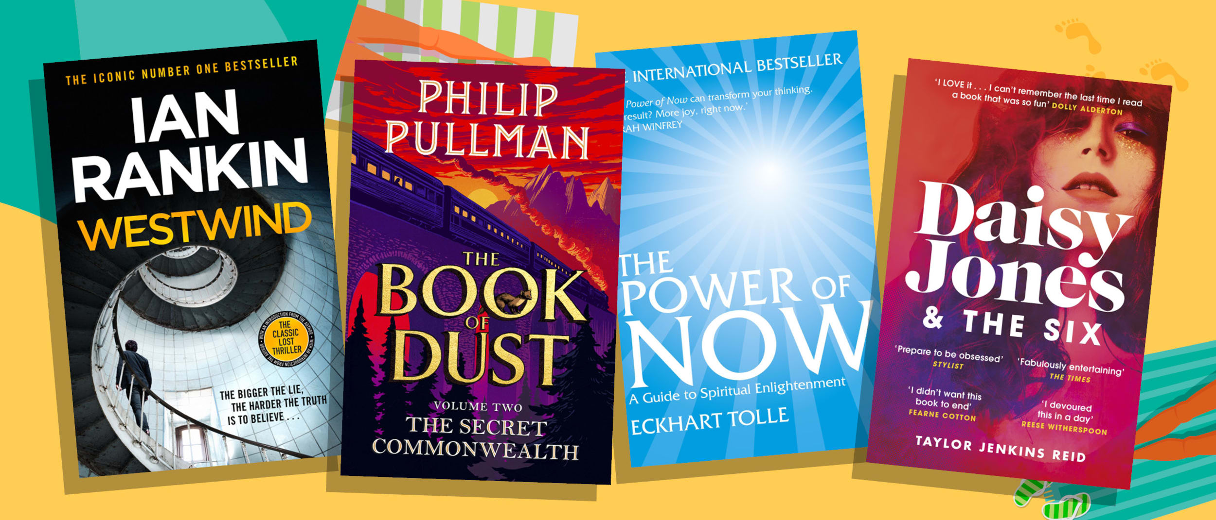 Dymocks: Summer Reading - Buy 1 Get 1 50% off
