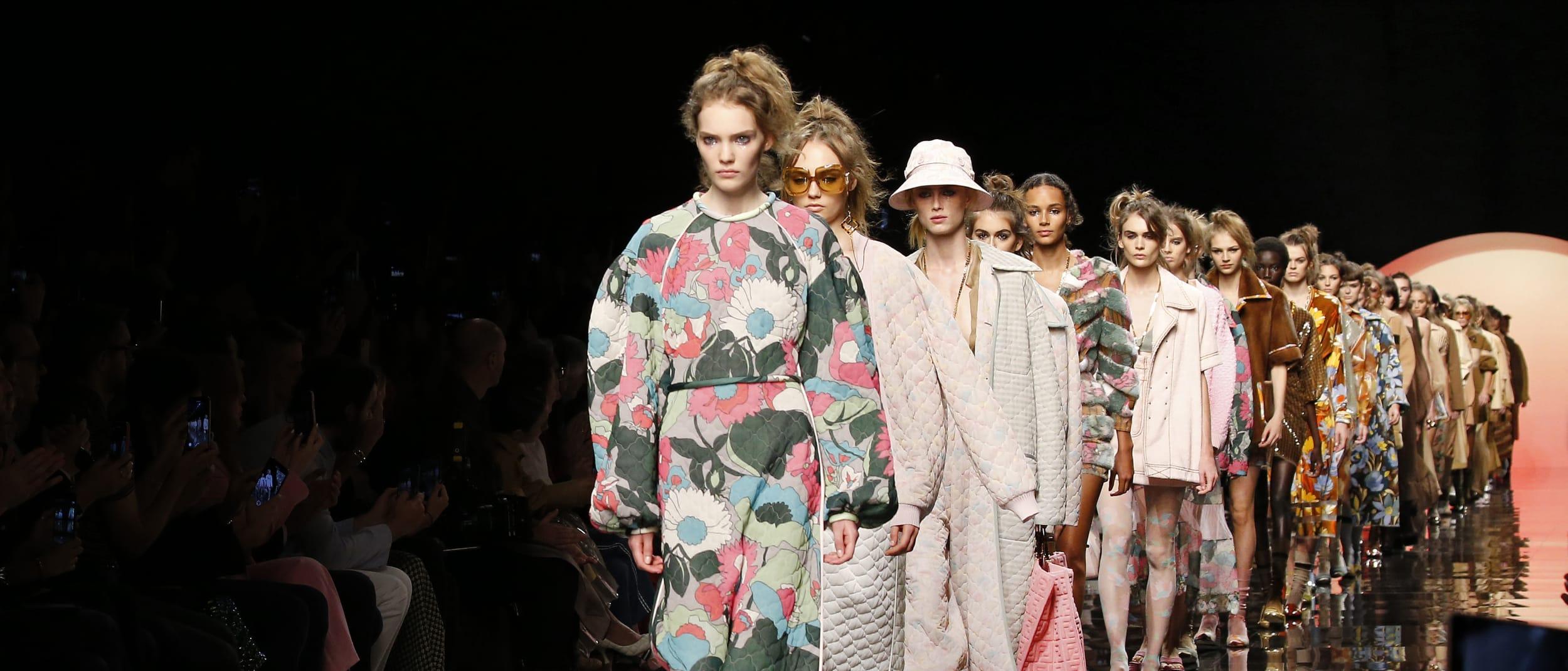Fendi Spring-Summer 20 Fashion Show