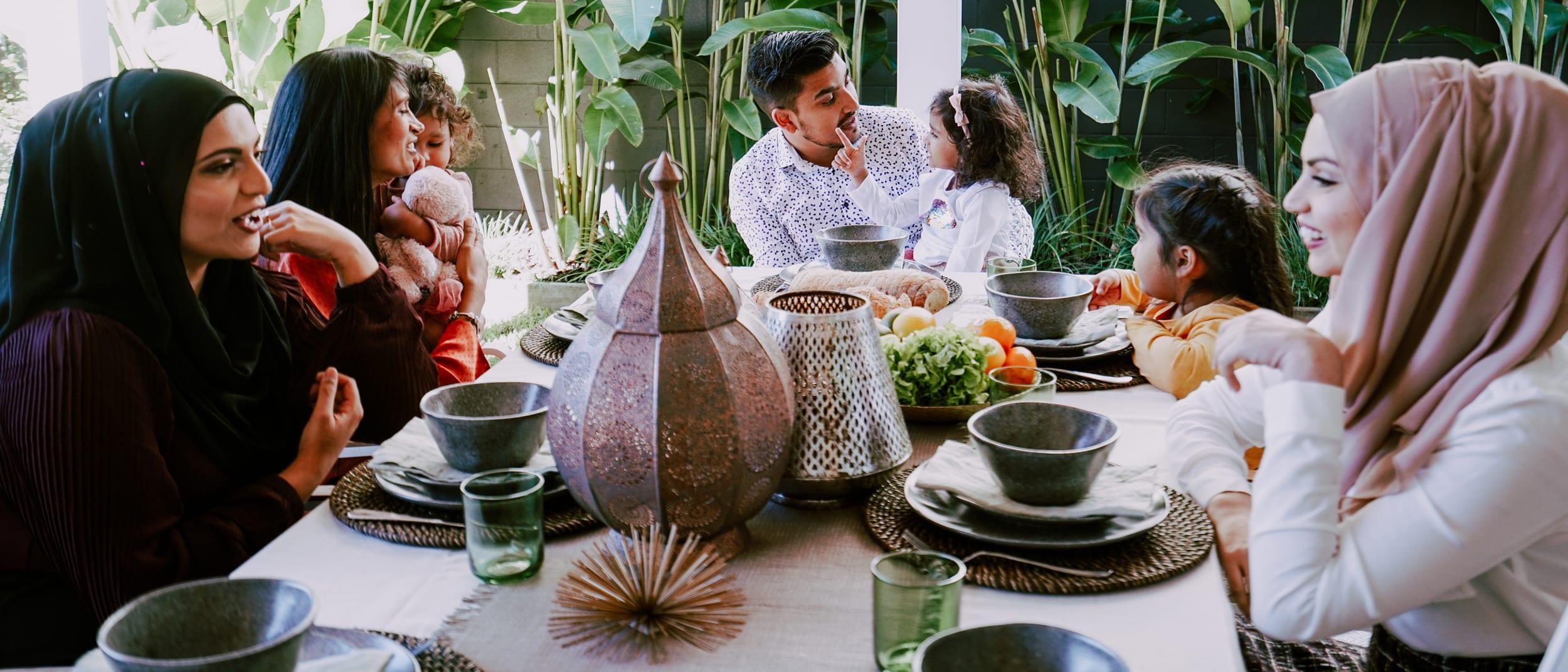 Homewares vibes for Eid al-Fitr