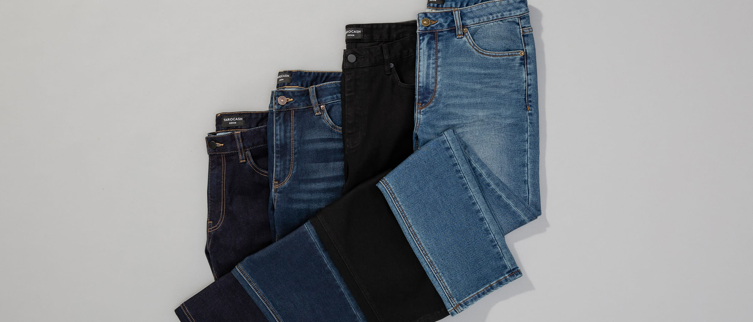 Tarocash: 30% off denim