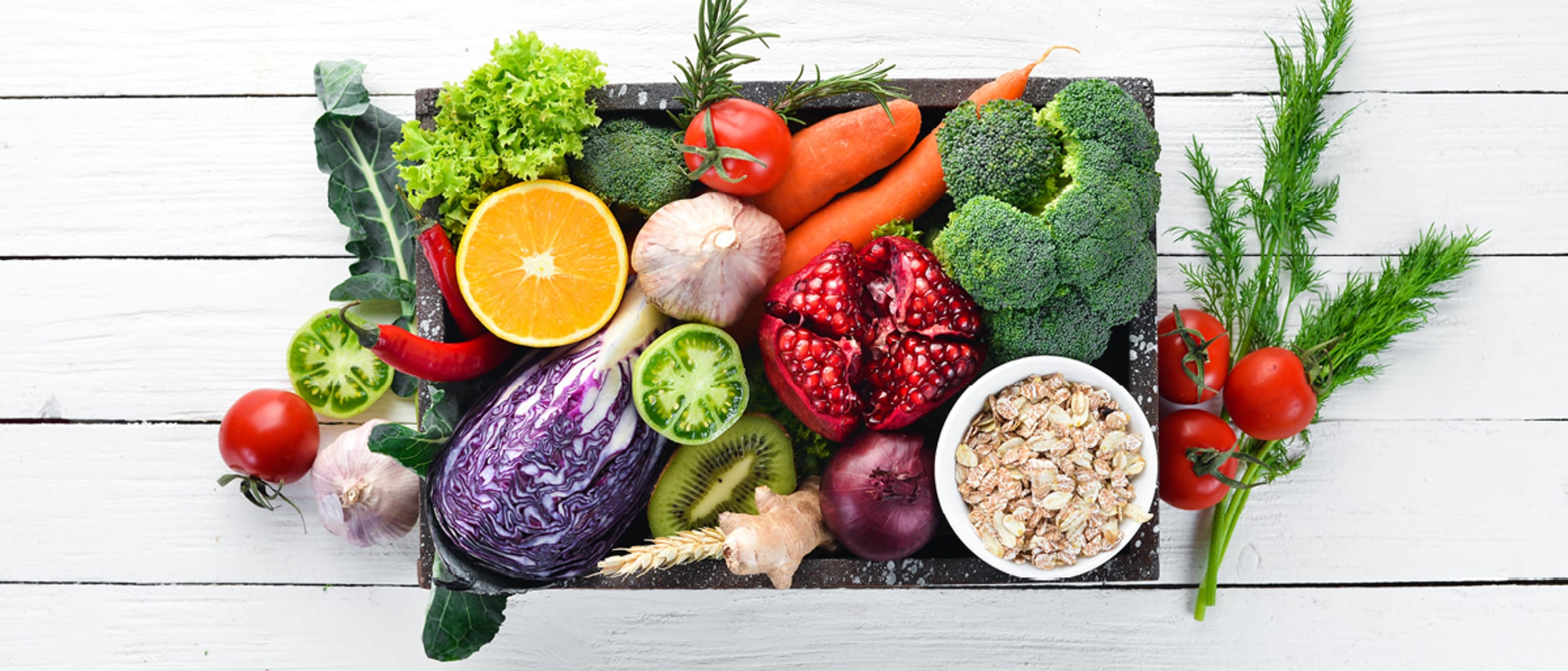 Why our fresh food offering can't be beaten