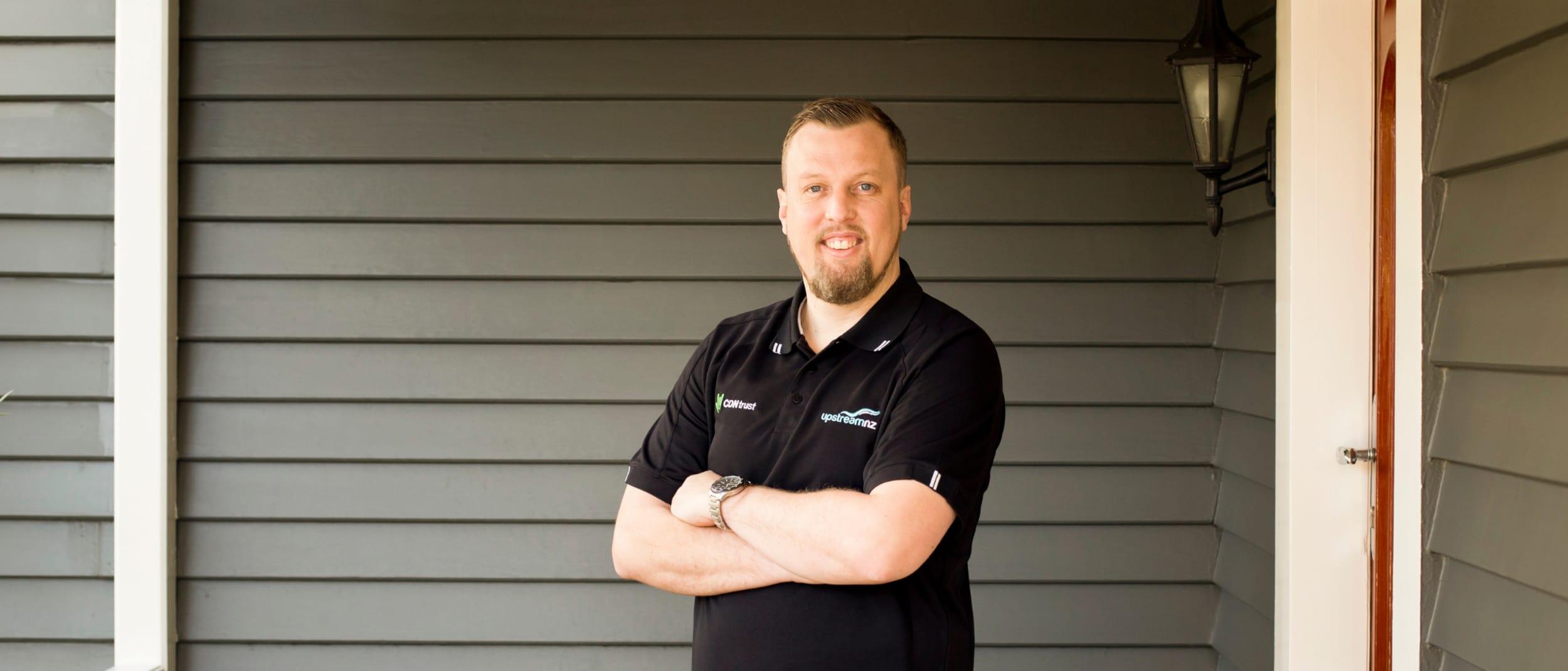 Meet Mitch Shaw - Westfield Local Heroes 2021