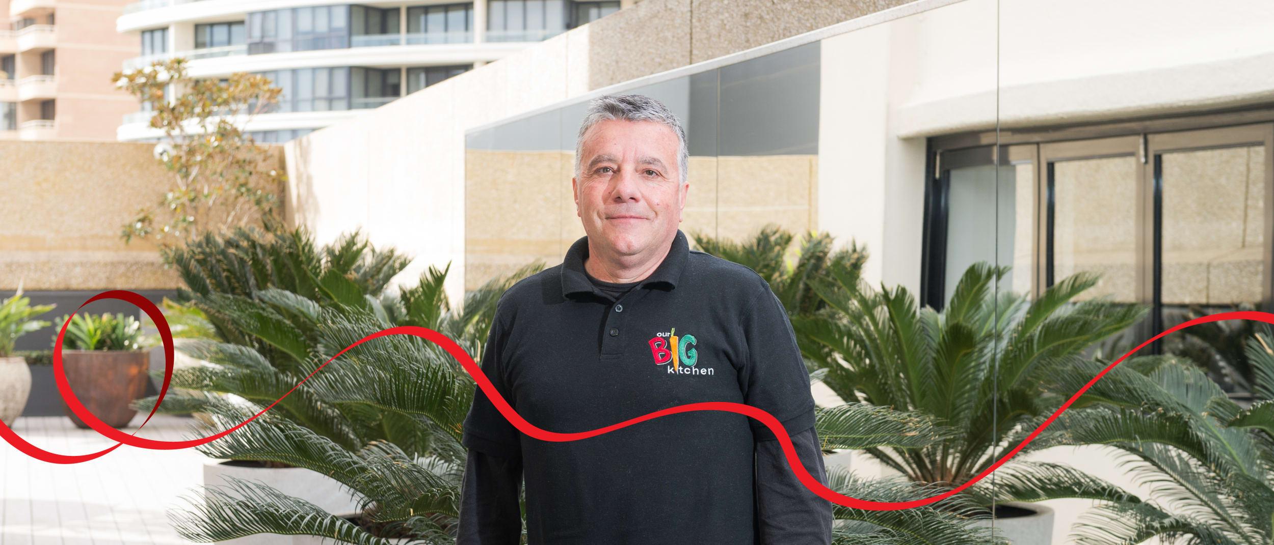 George Karounis: Our Big Kitchen