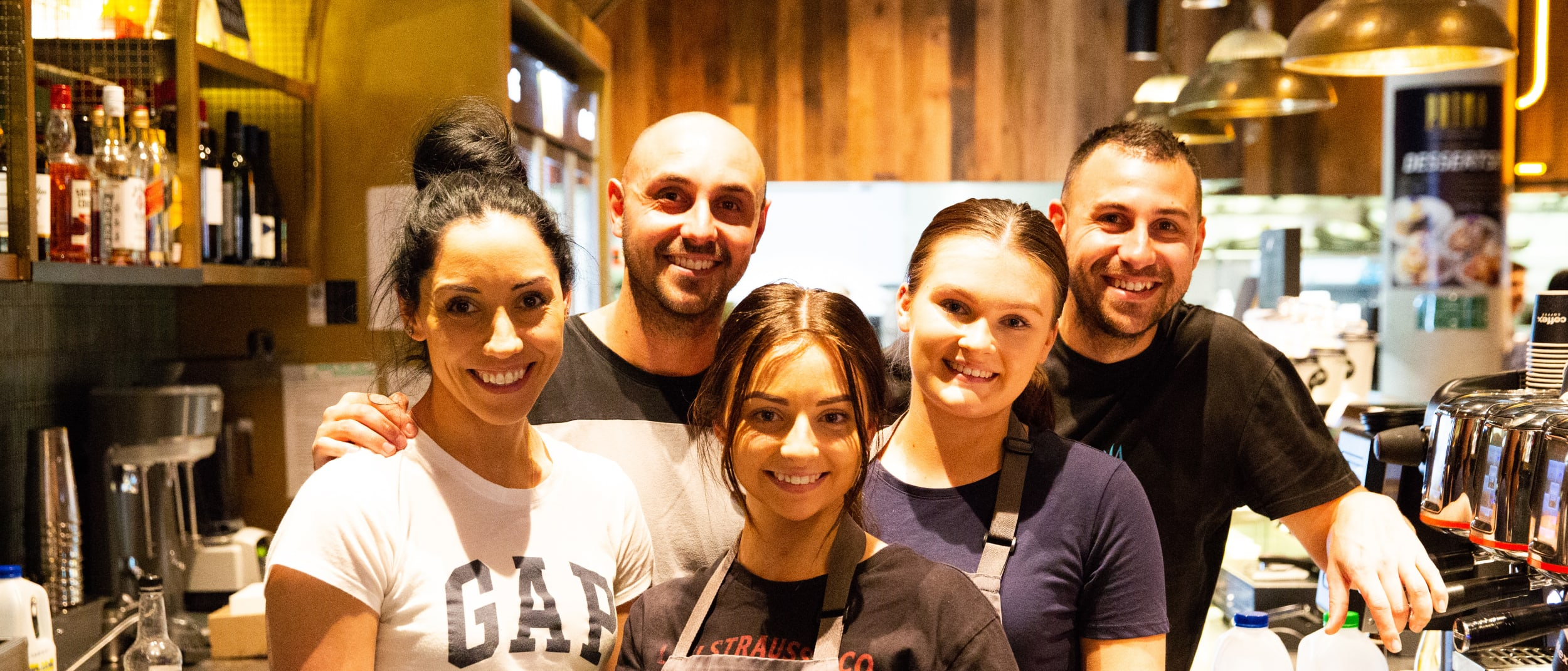 Caffe Primo: 22 years at Westfield Tea Tree Plaza