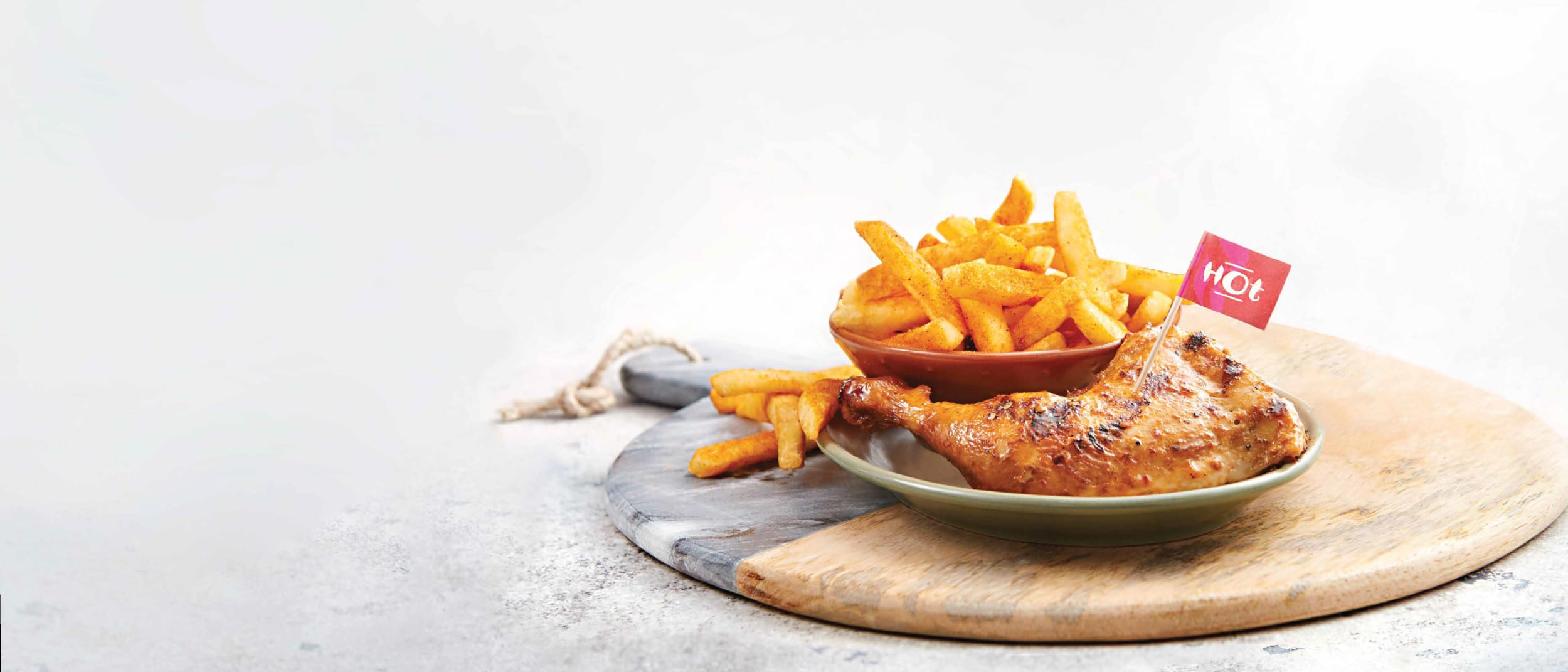 Nandos: Chicken giveaway day
