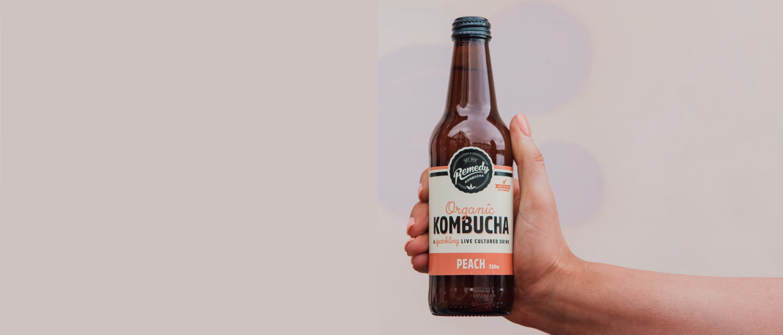 Mad Mex Fresh Mexican Grill: Remedy Kombucha for just $3.50