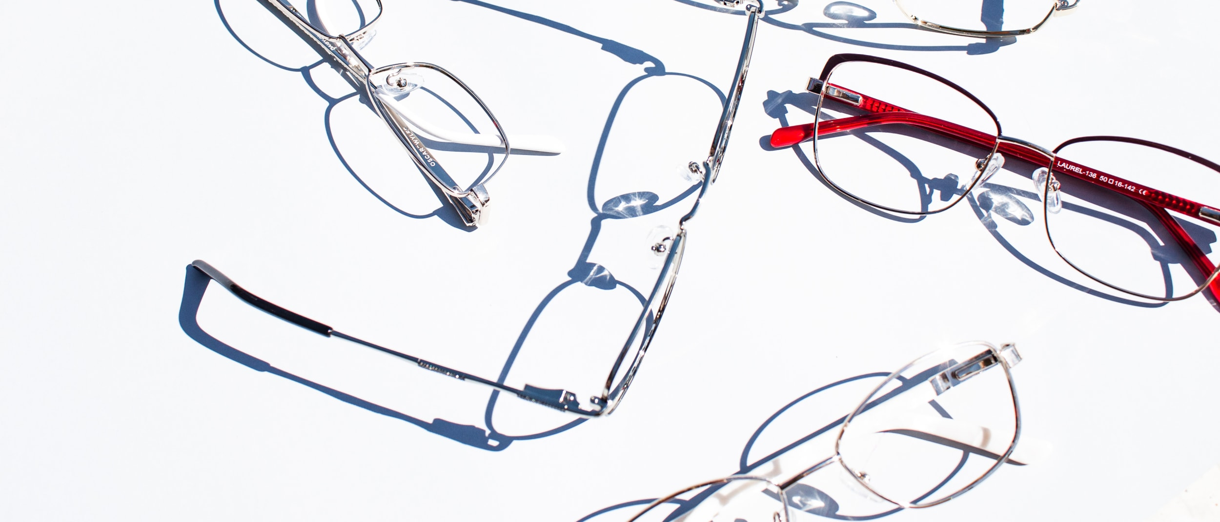 Oscar Wylee: Two pairs of eyewear for $199