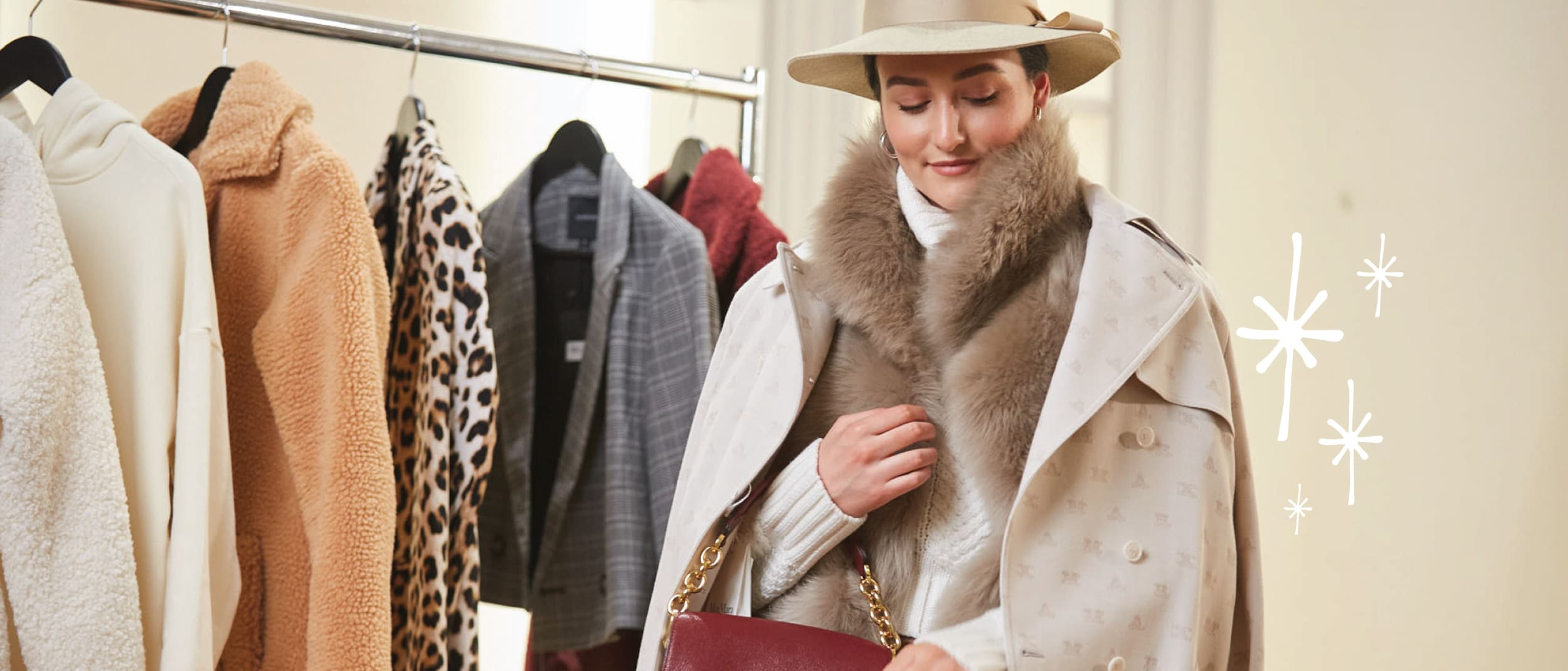 Winter Trends: Luxe Layering