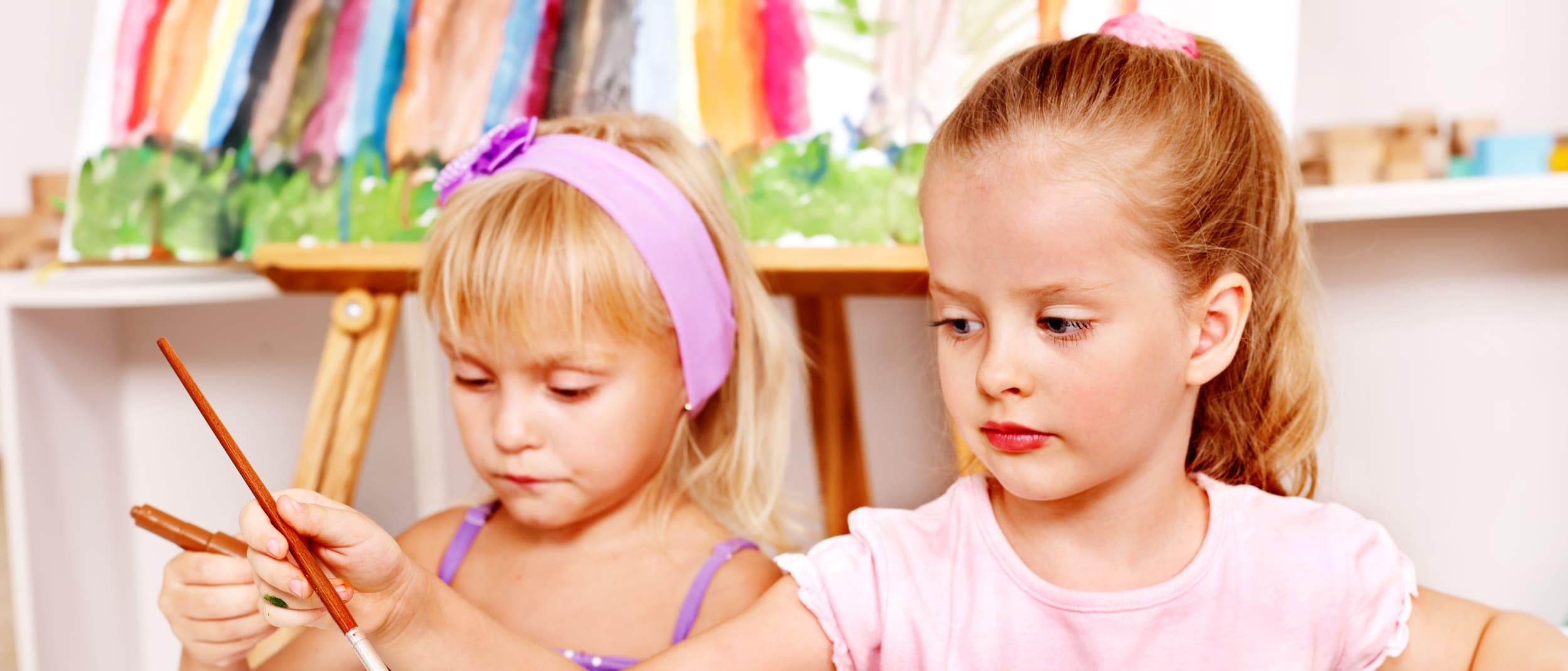 Free Kids Arts & Craft Activities