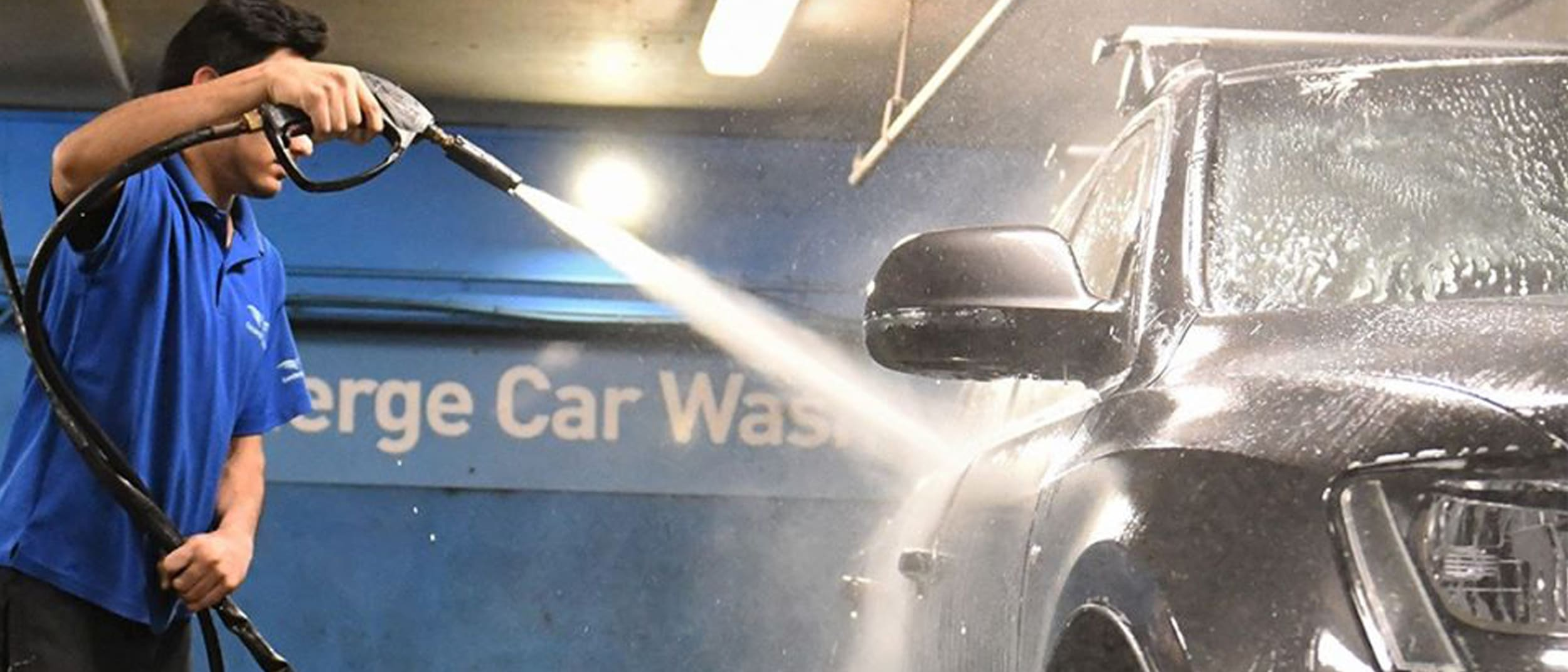 Exclusive: $10 off your next car wash*