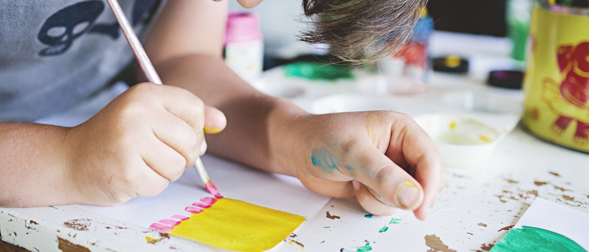 Turn off the TV: These 4 kids' craft ideas are way more fun