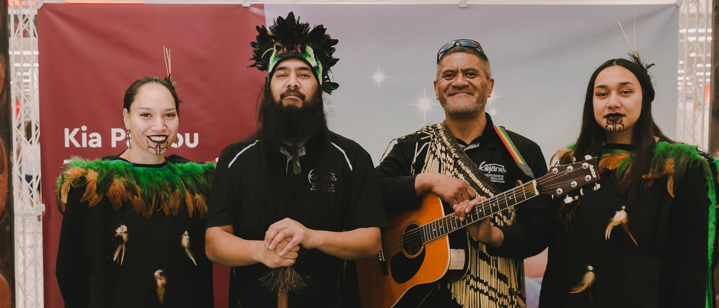 Westfield Riccarton welcomes the Māori New Year Matariki