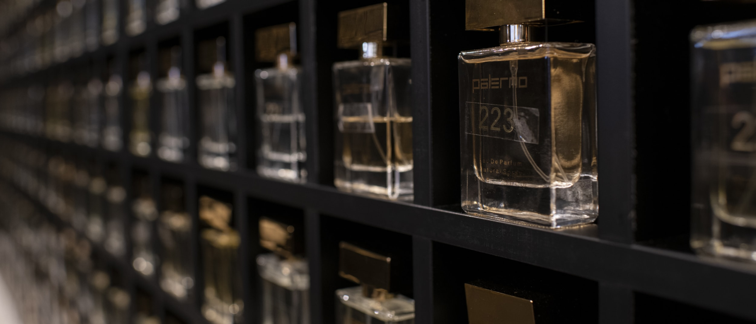 Palermo Perfumes is now open