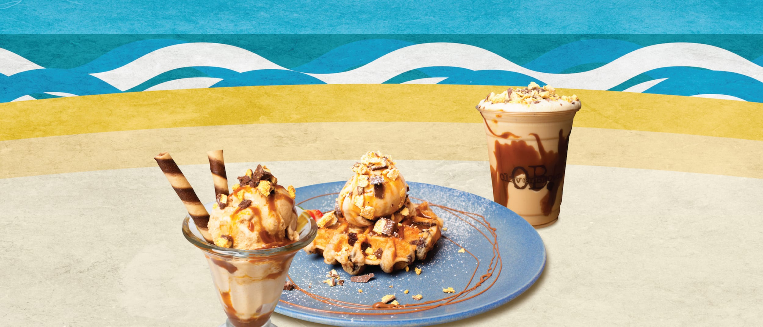 The Taste of Summer: Salted Caramel