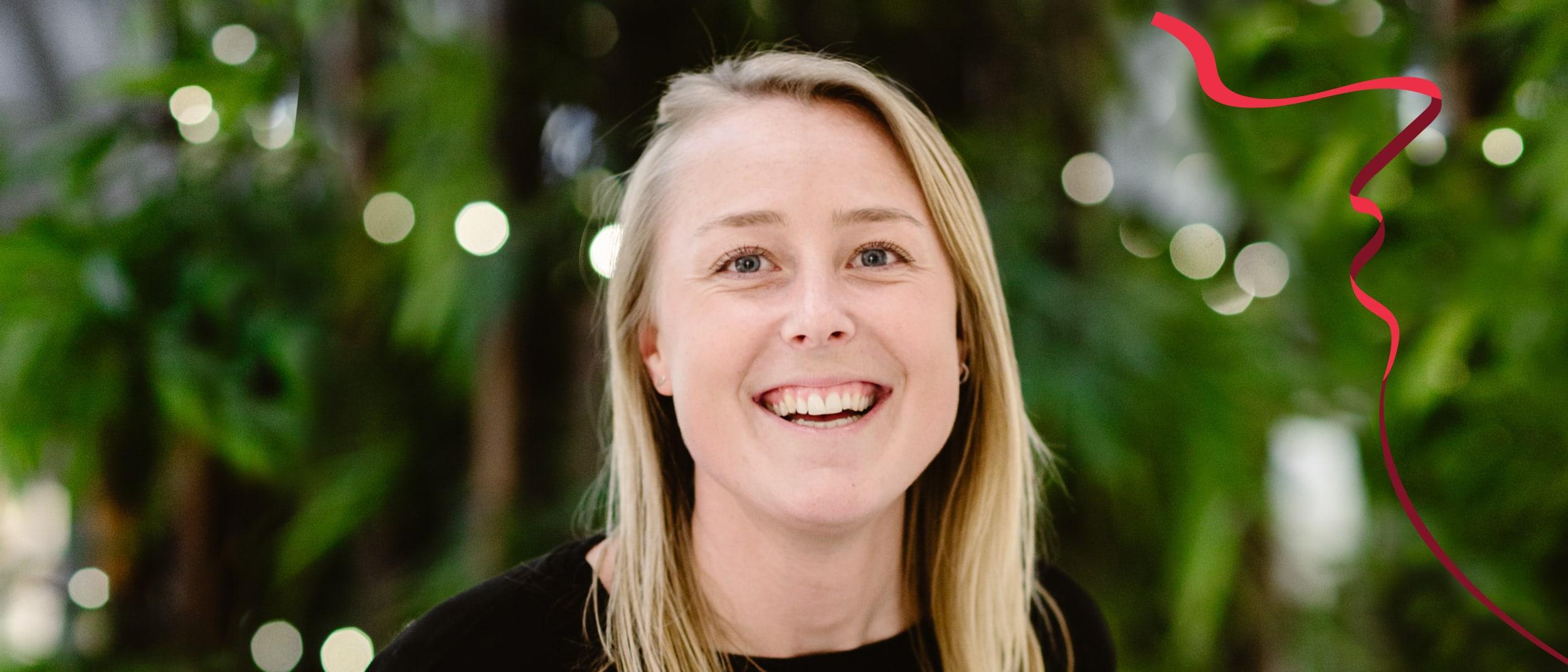Sarah Dobbie: Westfield Local Heroes 2018