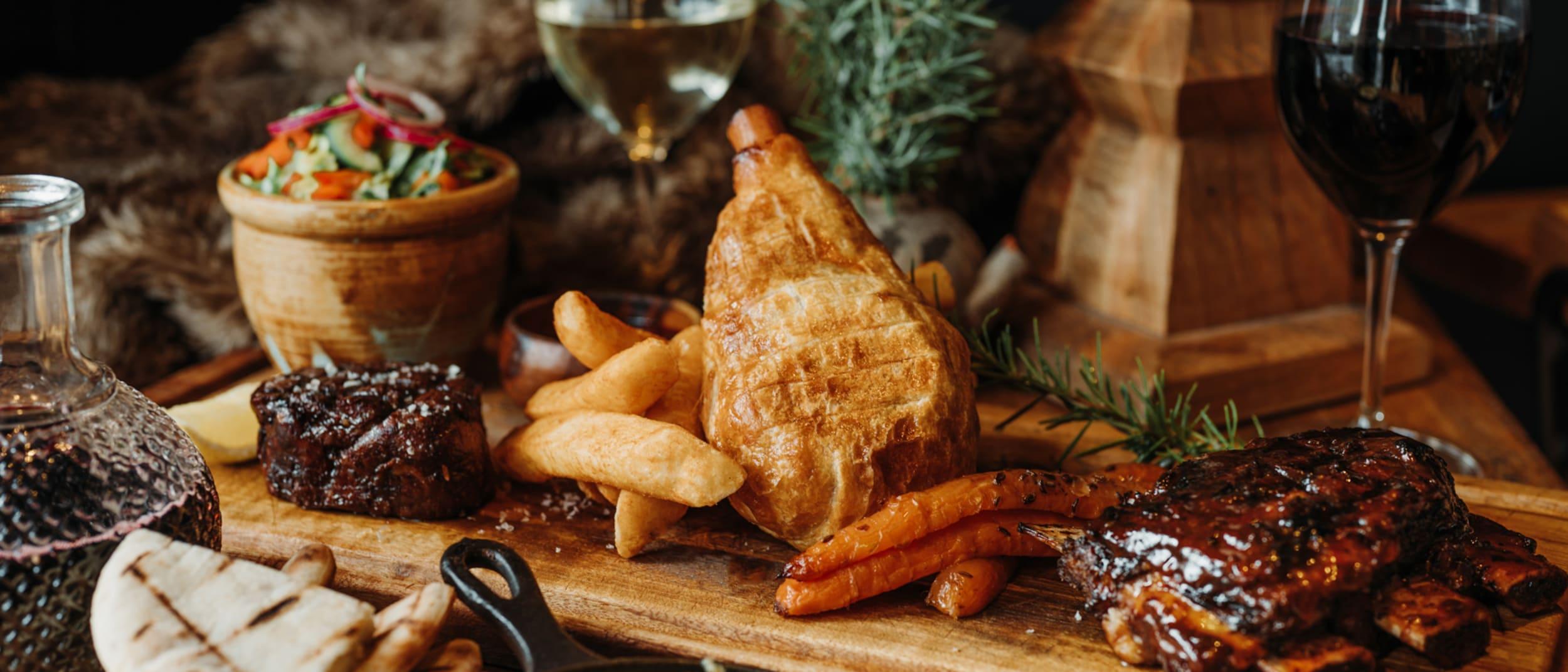 Unearth Hunter & Barrel's new summer menu