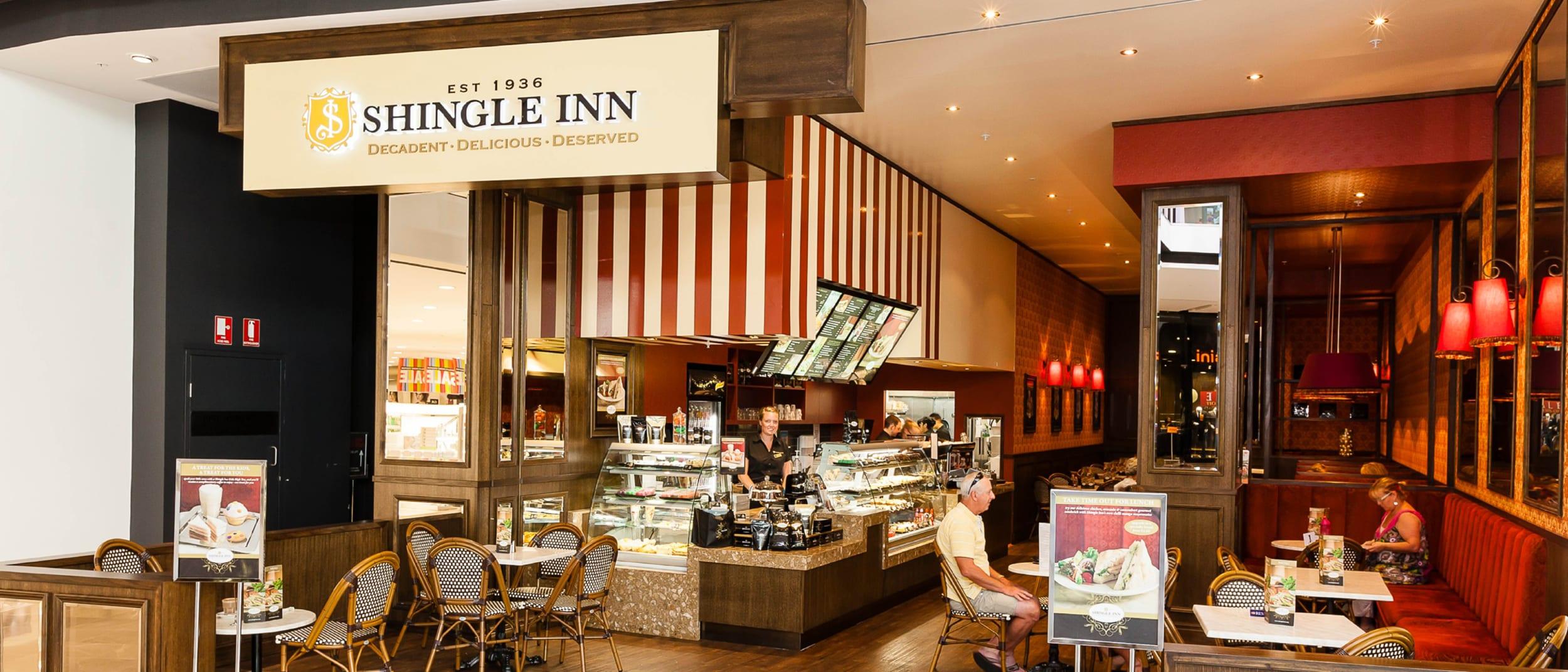 Shingle Inn: under new management