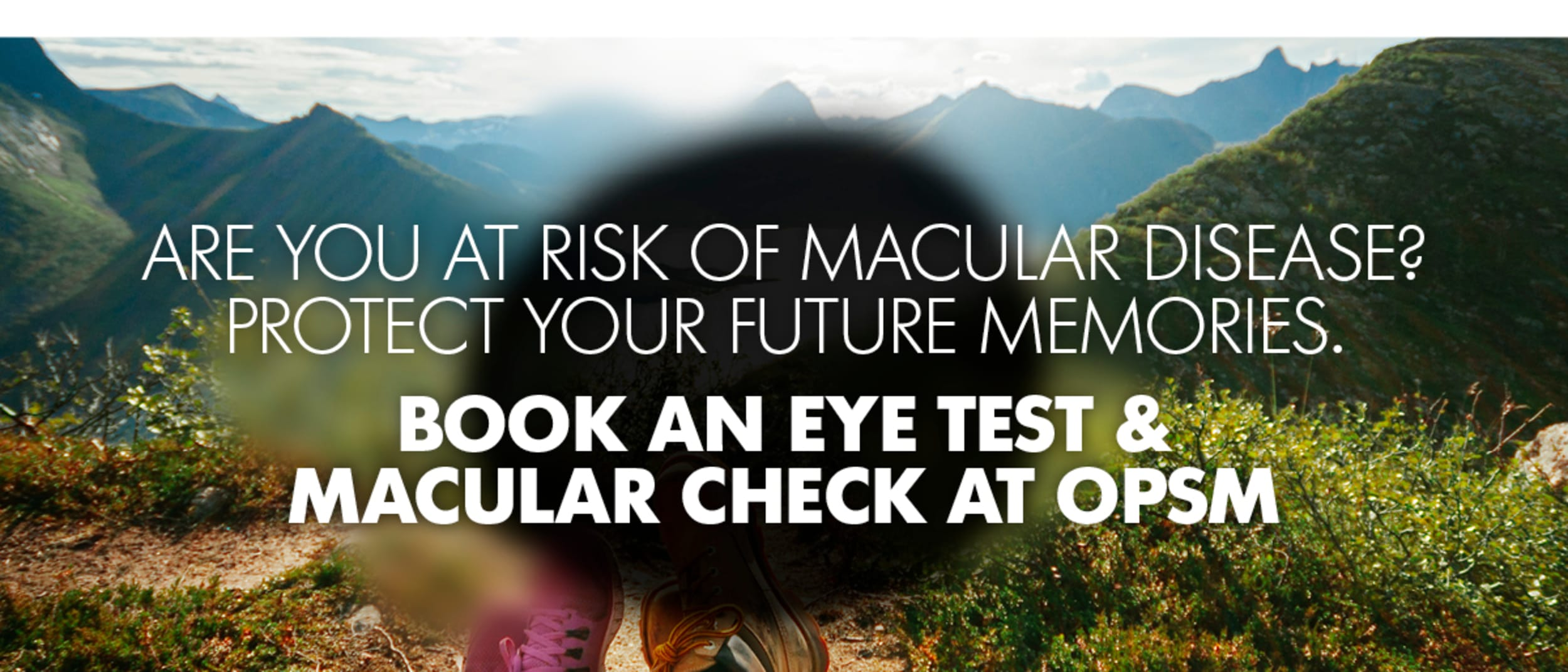 May is Macular Month