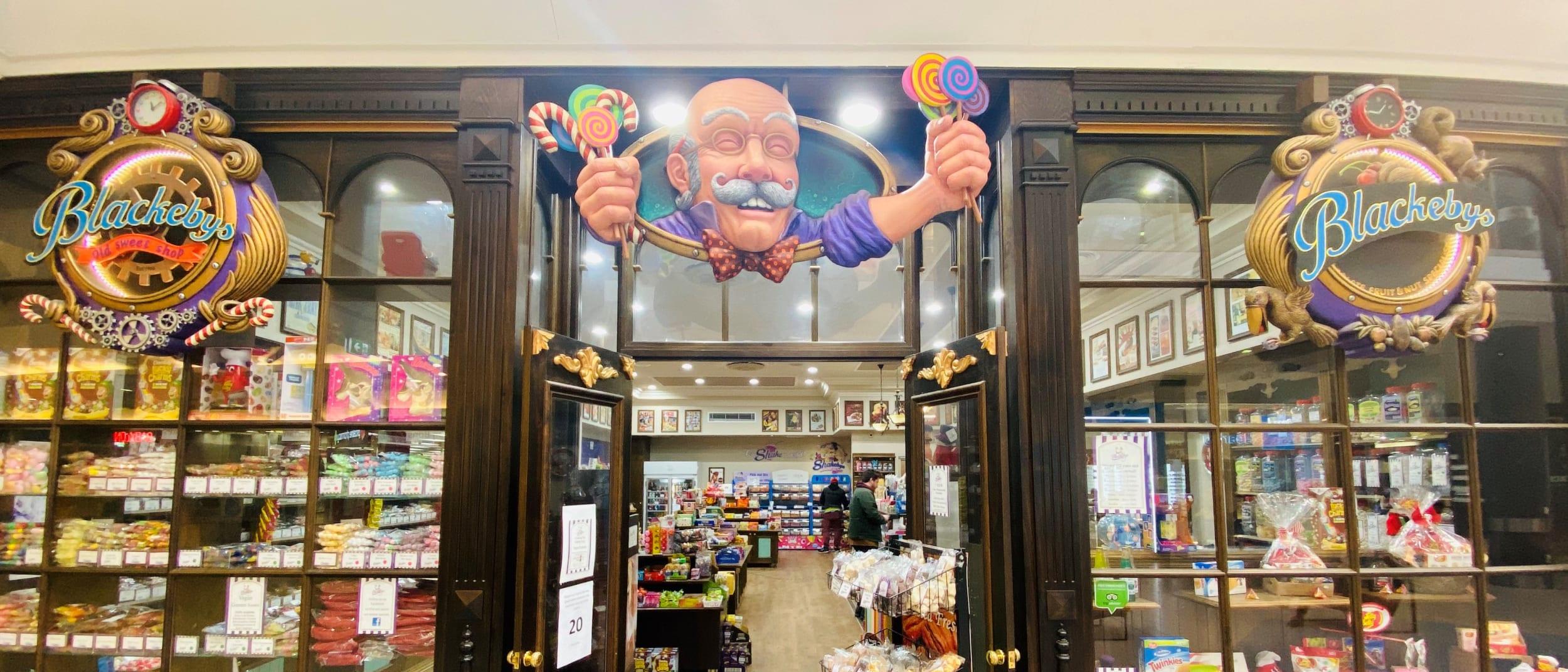 Hidden treasures: Meet Blackebys Old Sweet Shop