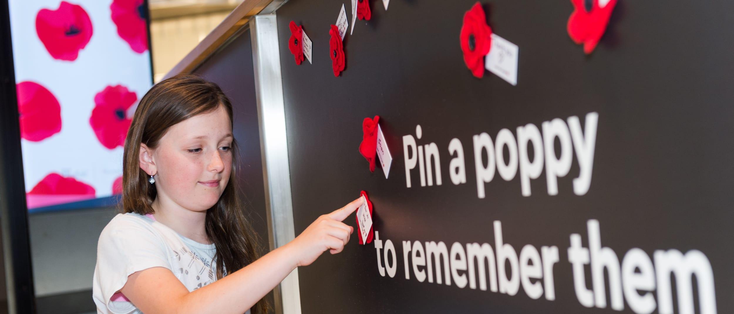 Remembrance Day commemorative service