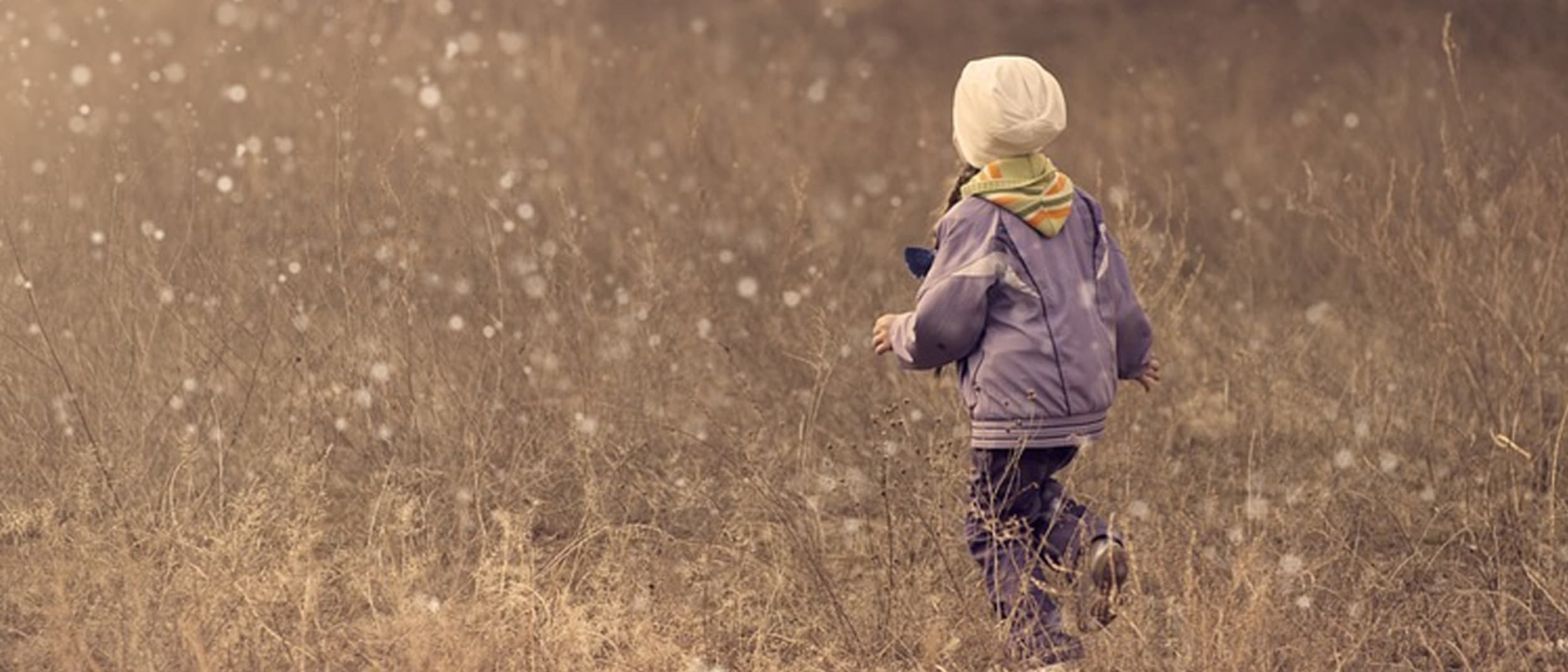 Winter warmers: puffer vests and jackets for kids