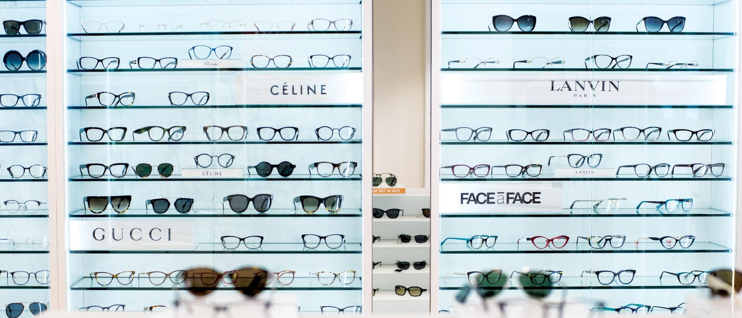 Retailer Bupa Optical hero master image