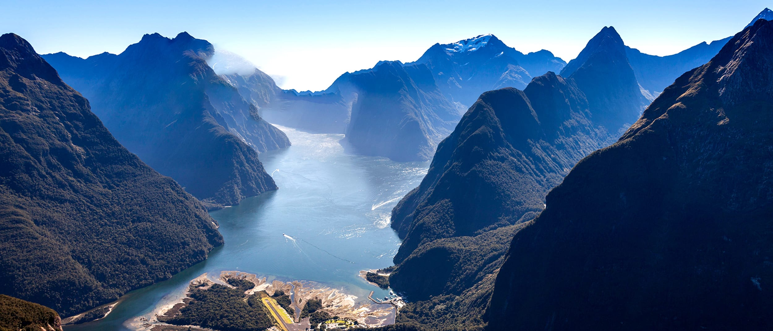 OmniTech: Be into win a scenic flight for two to Milford Sound*