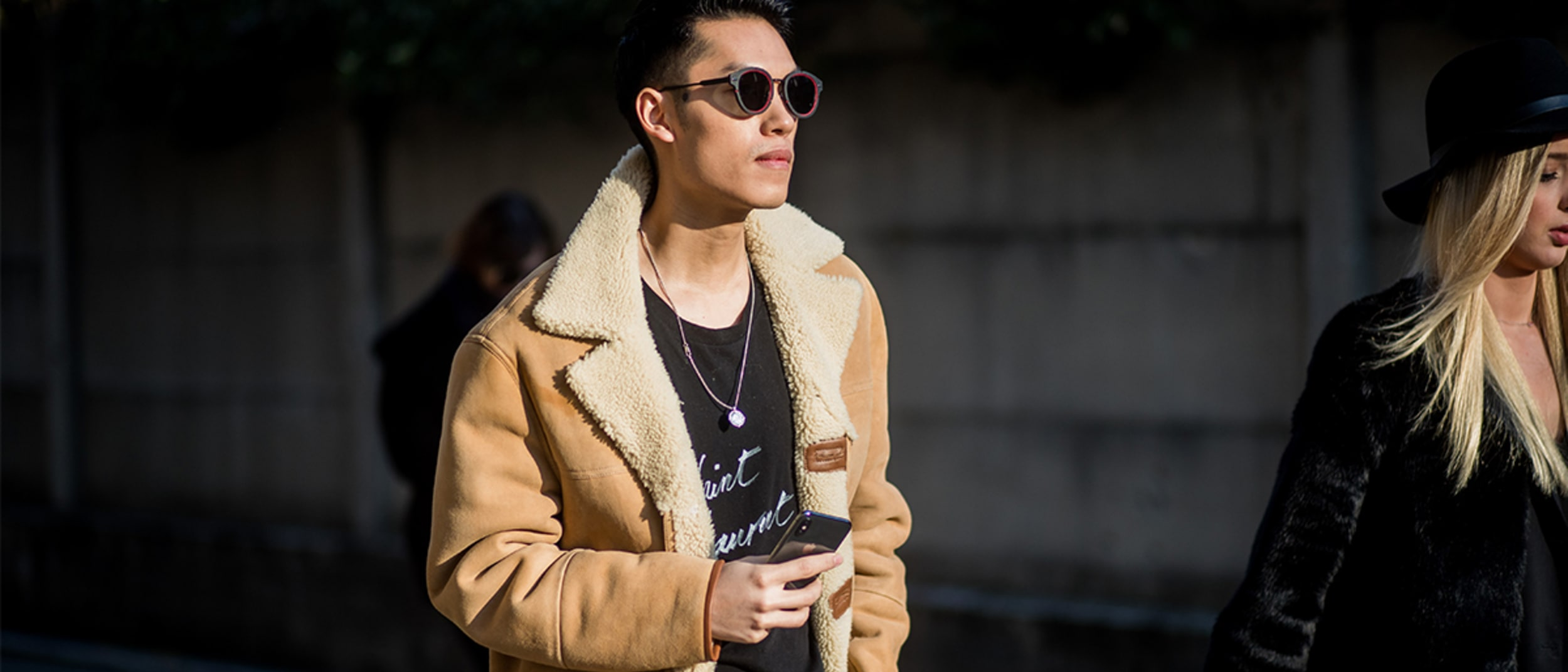 Woollen wonders: how shearling jackets are making a comeback