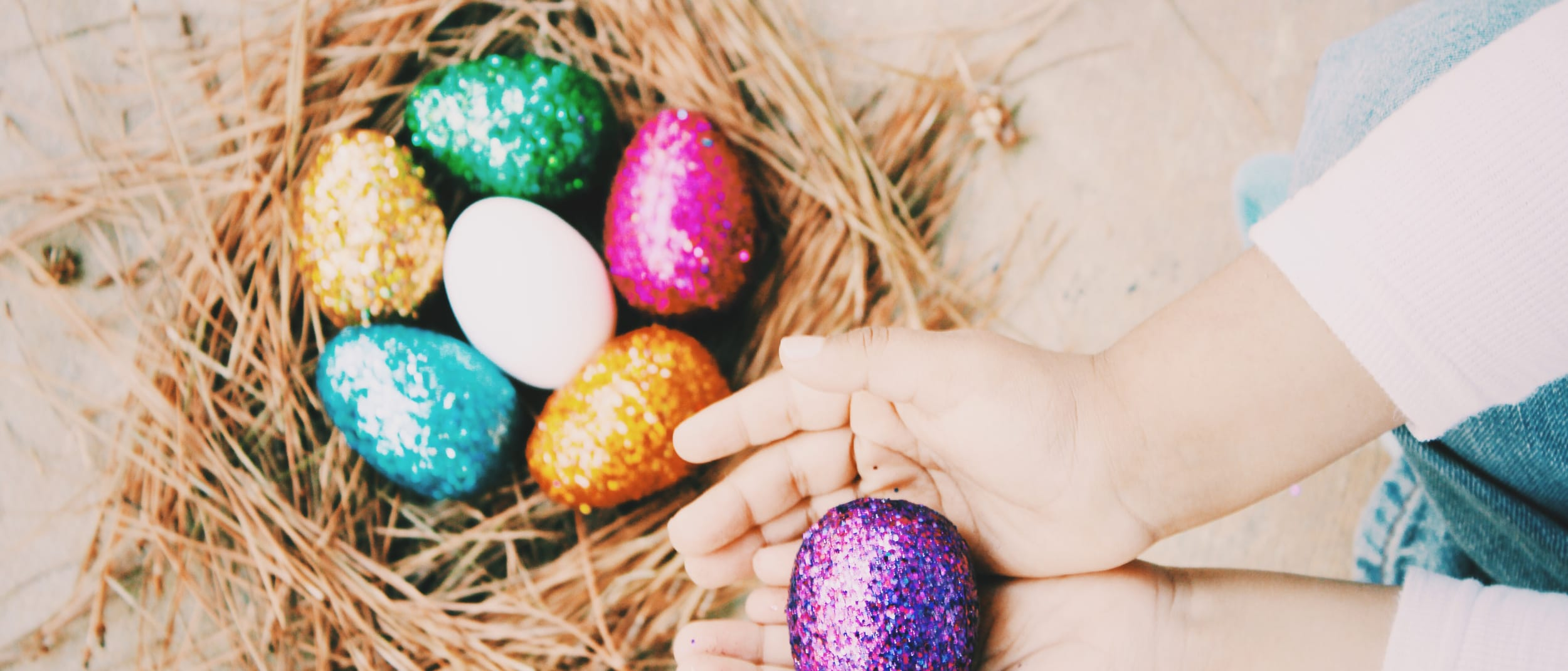 Easter egg hunt - fully booked