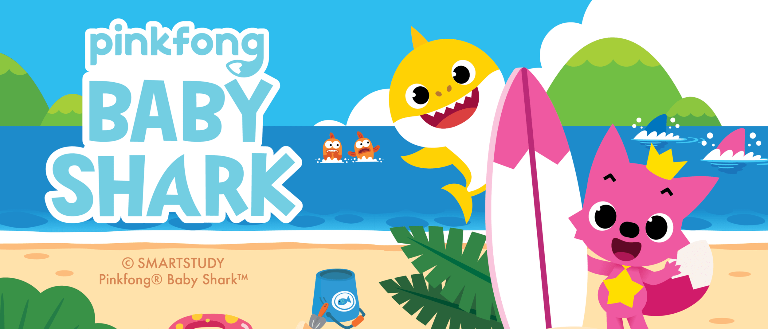 Pinkfong & Baby Shark Stage Show - Fully Booked