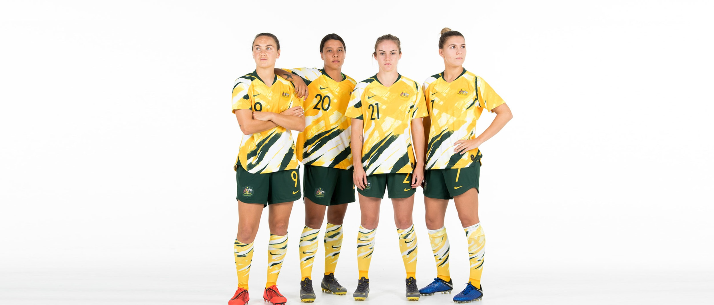 Westfield is right behind the inspiring Westfield Matildas