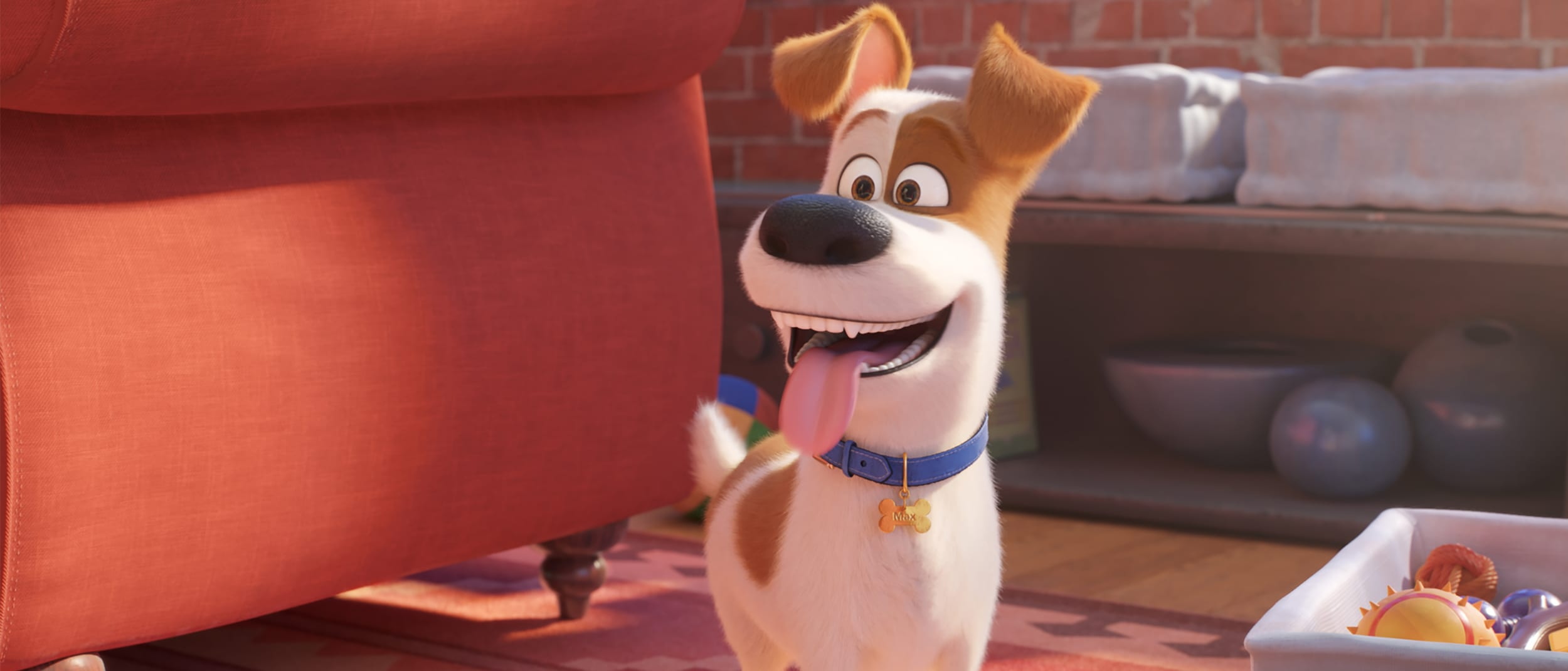 The Secret Life of Pets 2 Activity Zone