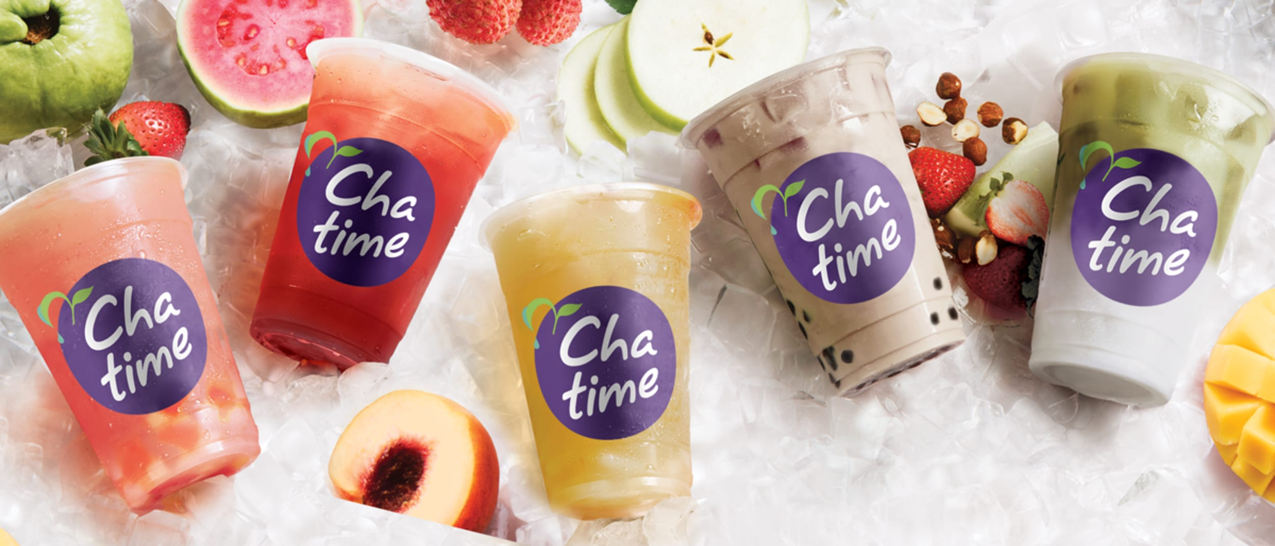 Taste. Shop. Play: Chatime Spin and Win