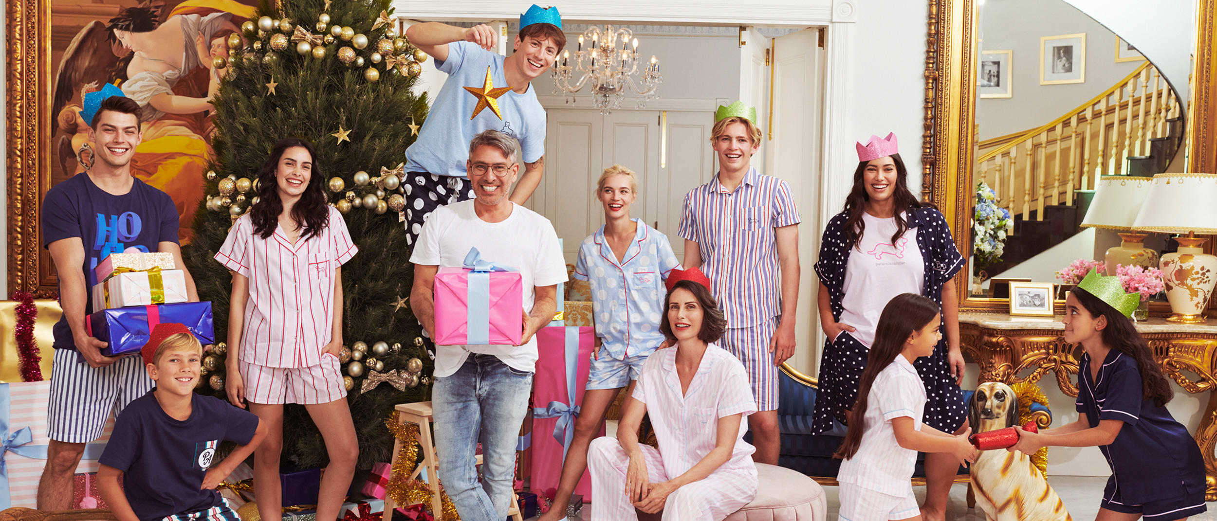 This Christmas meet THE Peter Alexander!