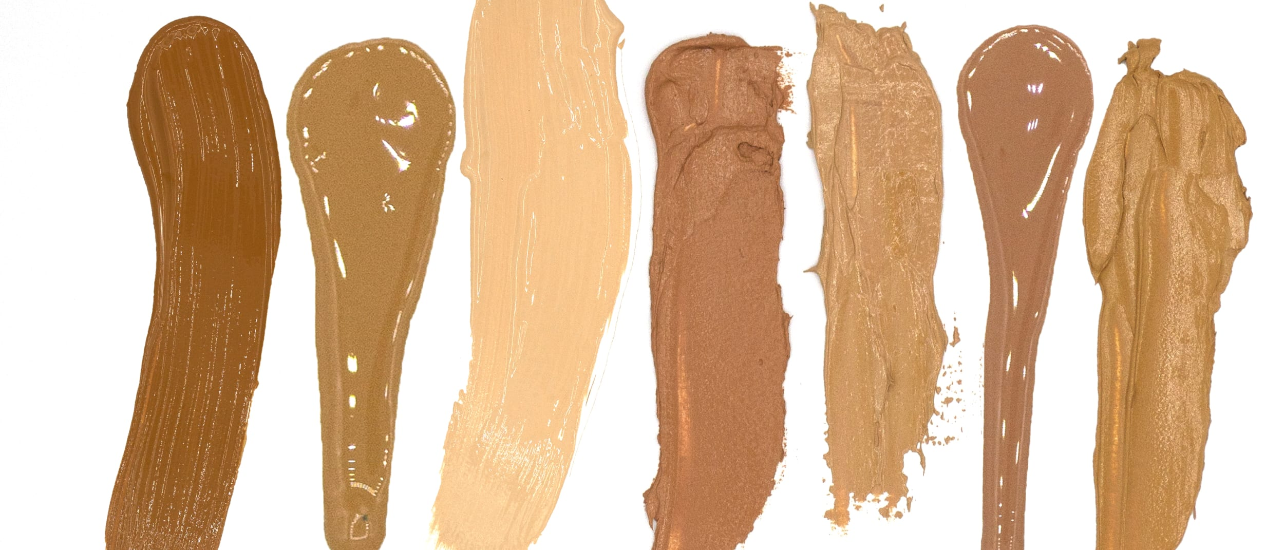 Top 6 foundations for complexion perfection by Stevi Hopkins