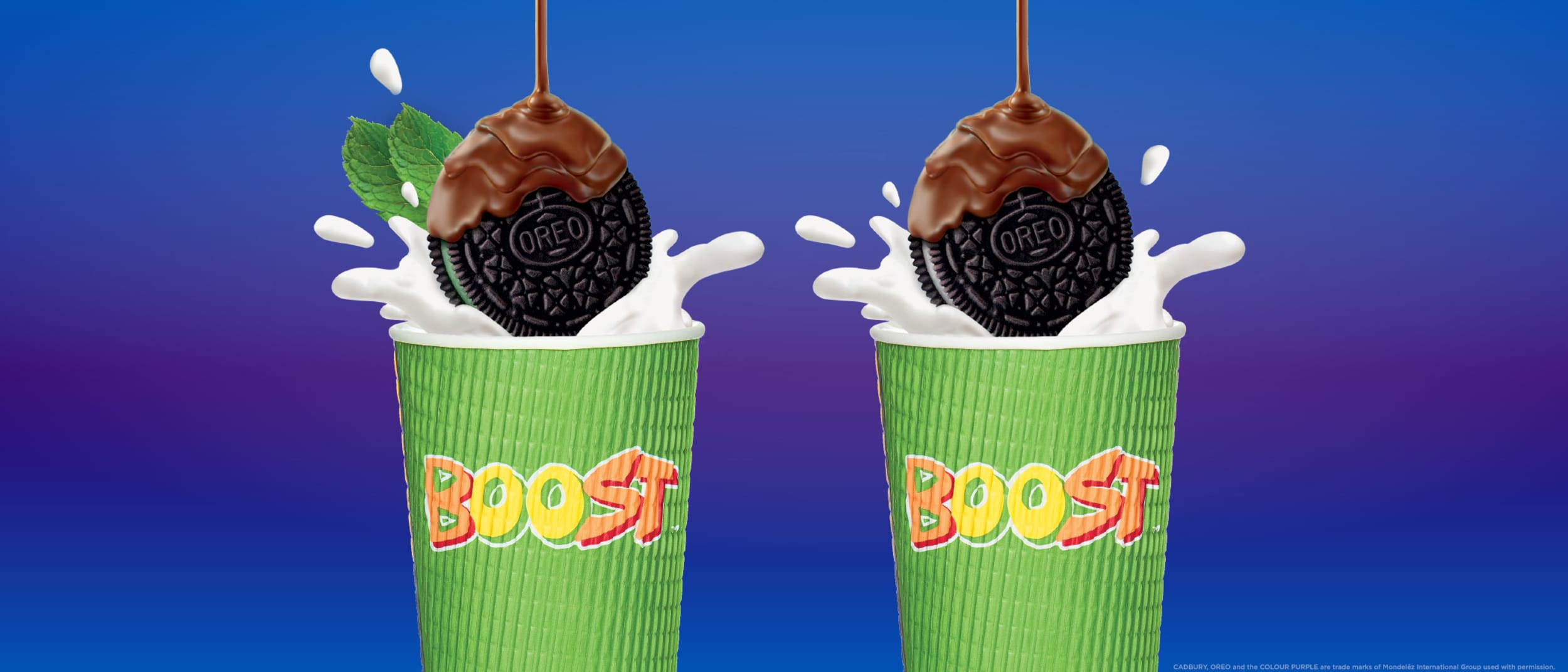 Boost Juice now re-open