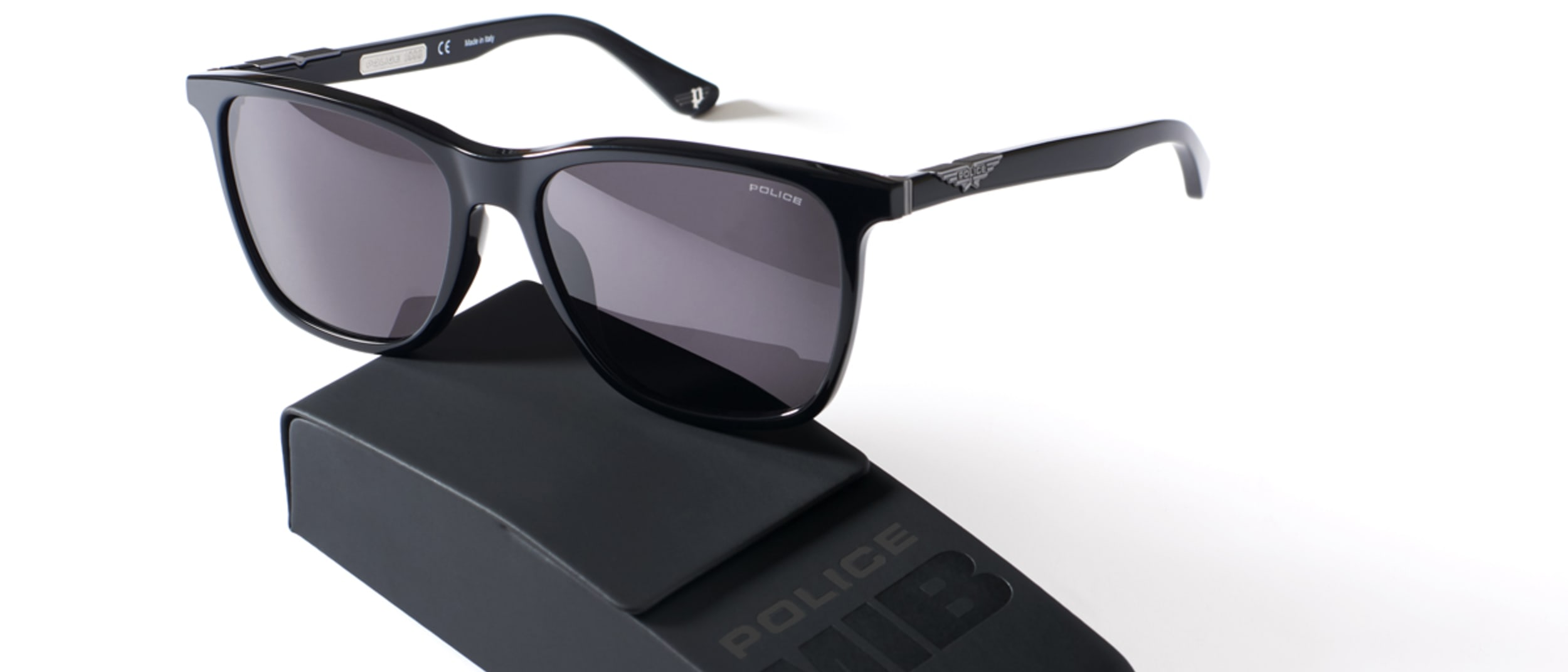 Sunglass Culture: Exclusive Men in Black Sunglasses in store now