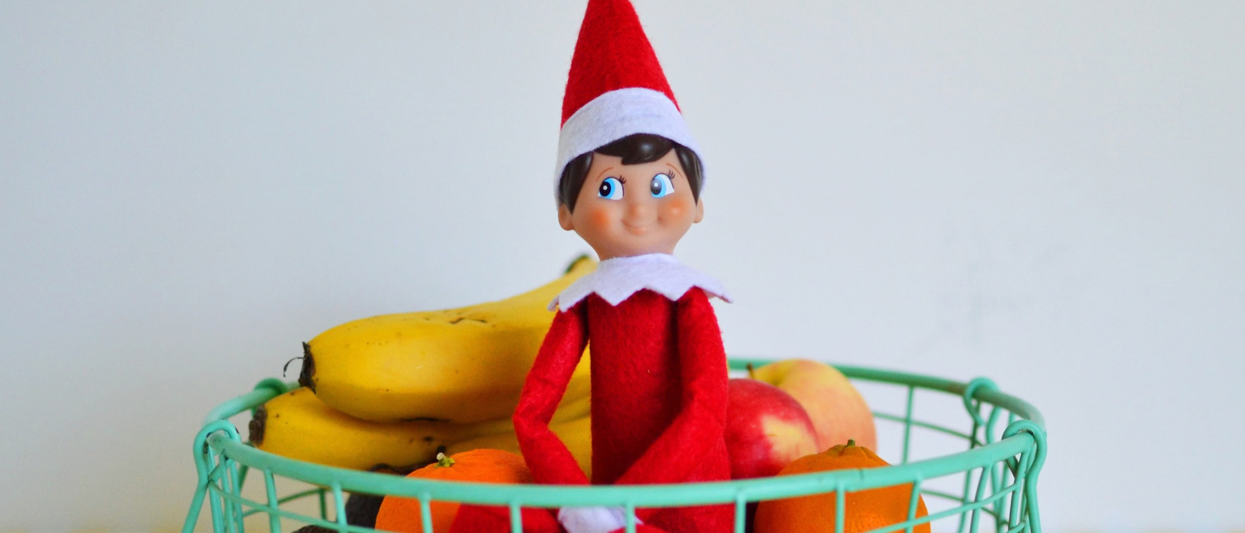 24 of the best The Elf on the Shelf® landing spots in your home