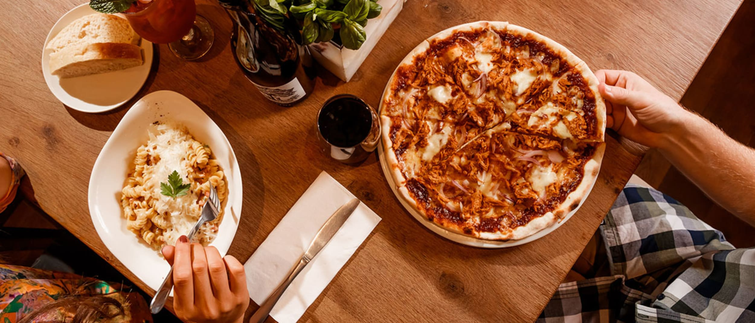Student Sesh - 20% off for students at Vapiano